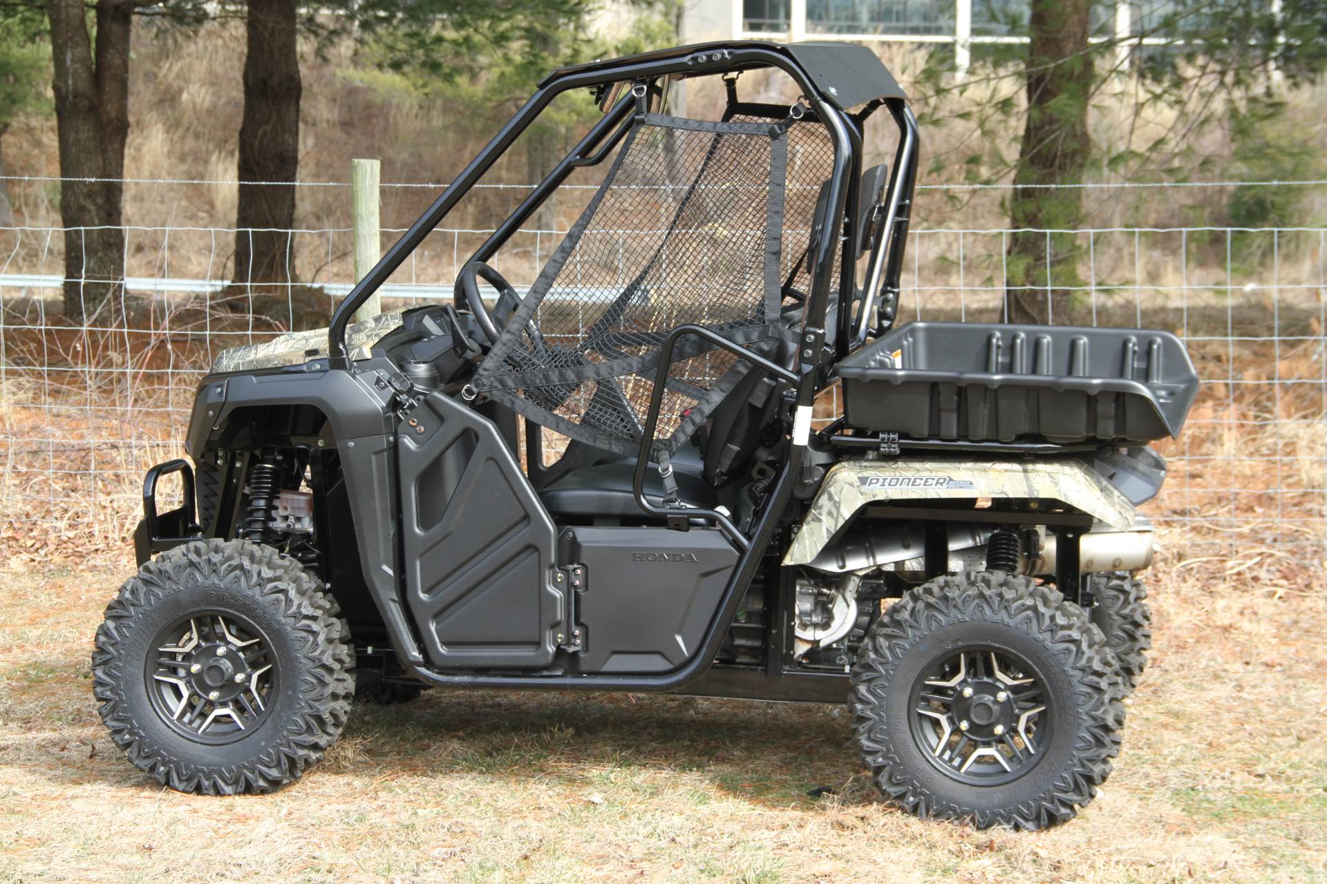 2020 Honda Pioneer 500 in Hendersonville, North Carolina - Photo 13