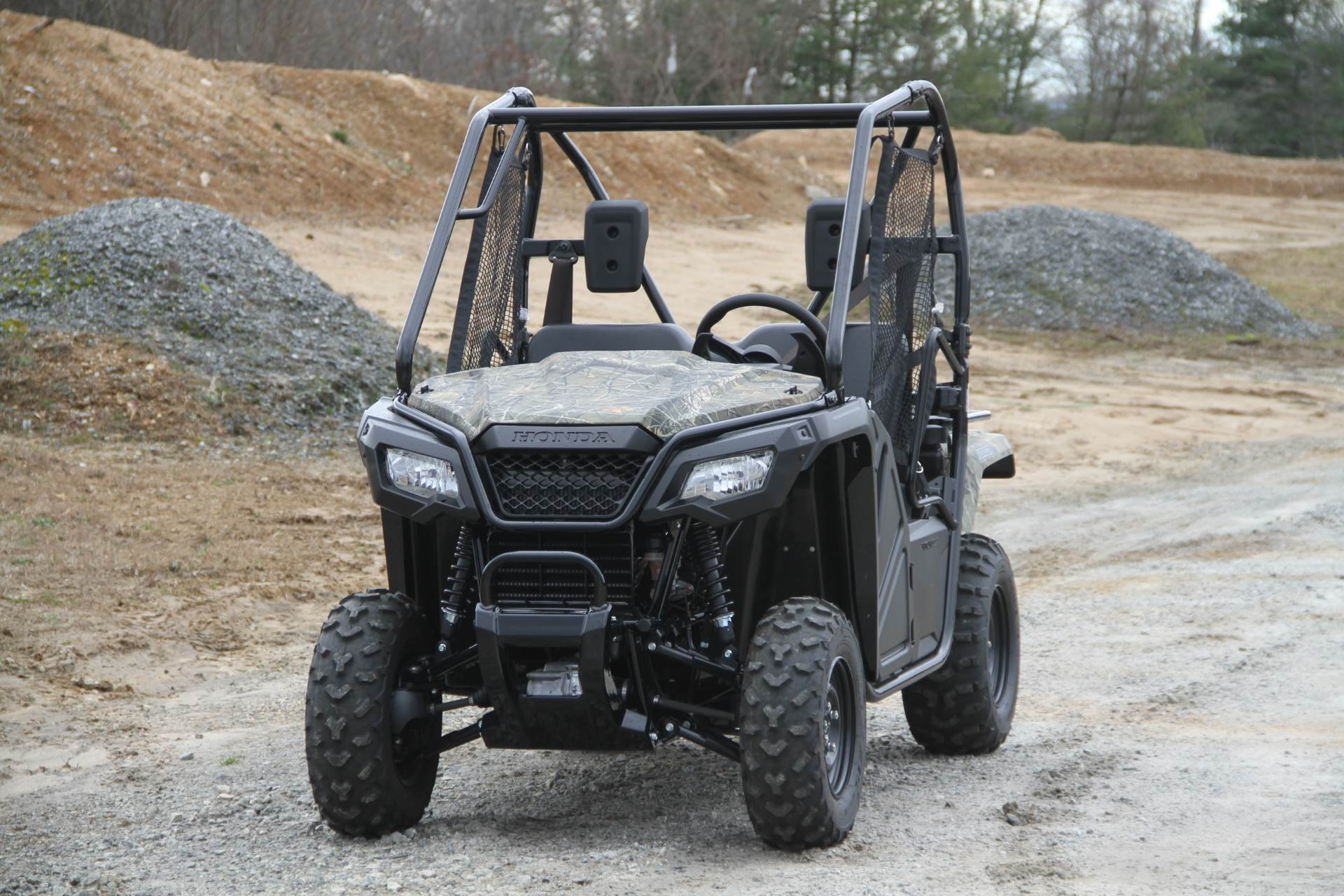 2020 Honda Pioneer 500 in Hendersonville, North Carolina - Photo 25