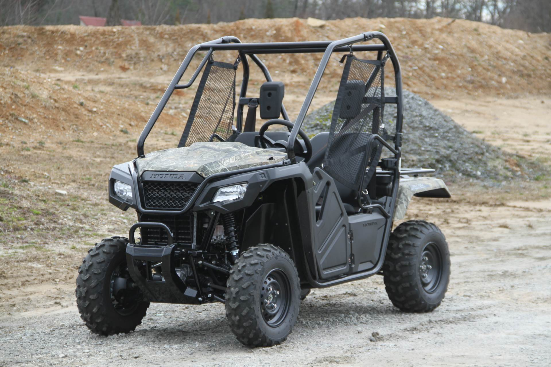2020 Honda Pioneer 500 in Hendersonville, North Carolina - Photo 26