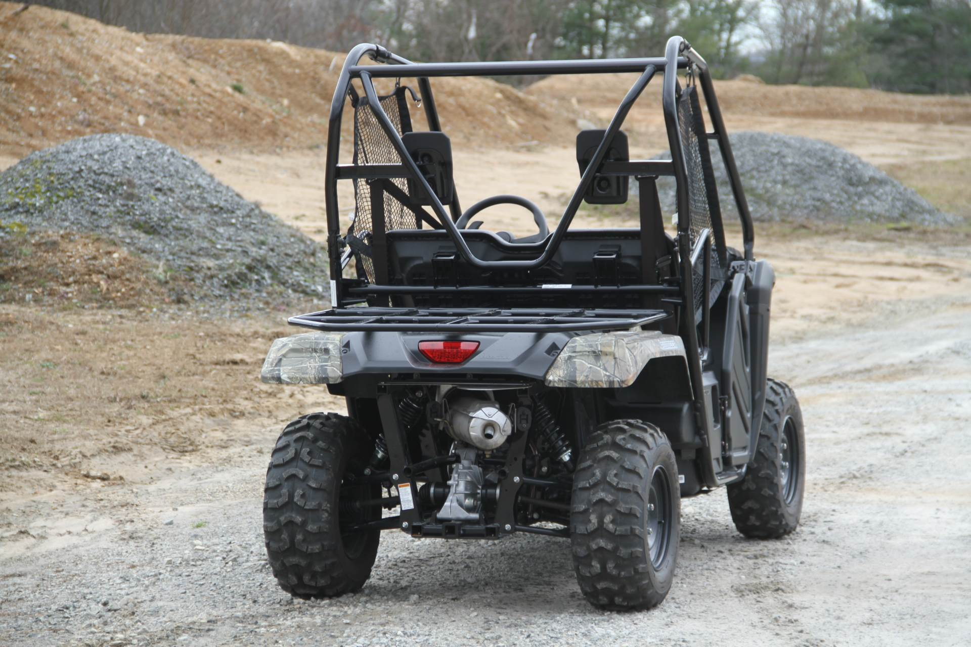 2020 Honda Pioneer 500 in Hendersonville, North Carolina - Photo 33