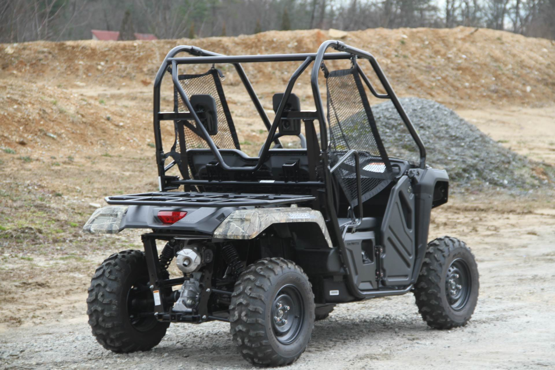 2020 Honda Pioneer 500 in Hendersonville, North Carolina - Photo 34