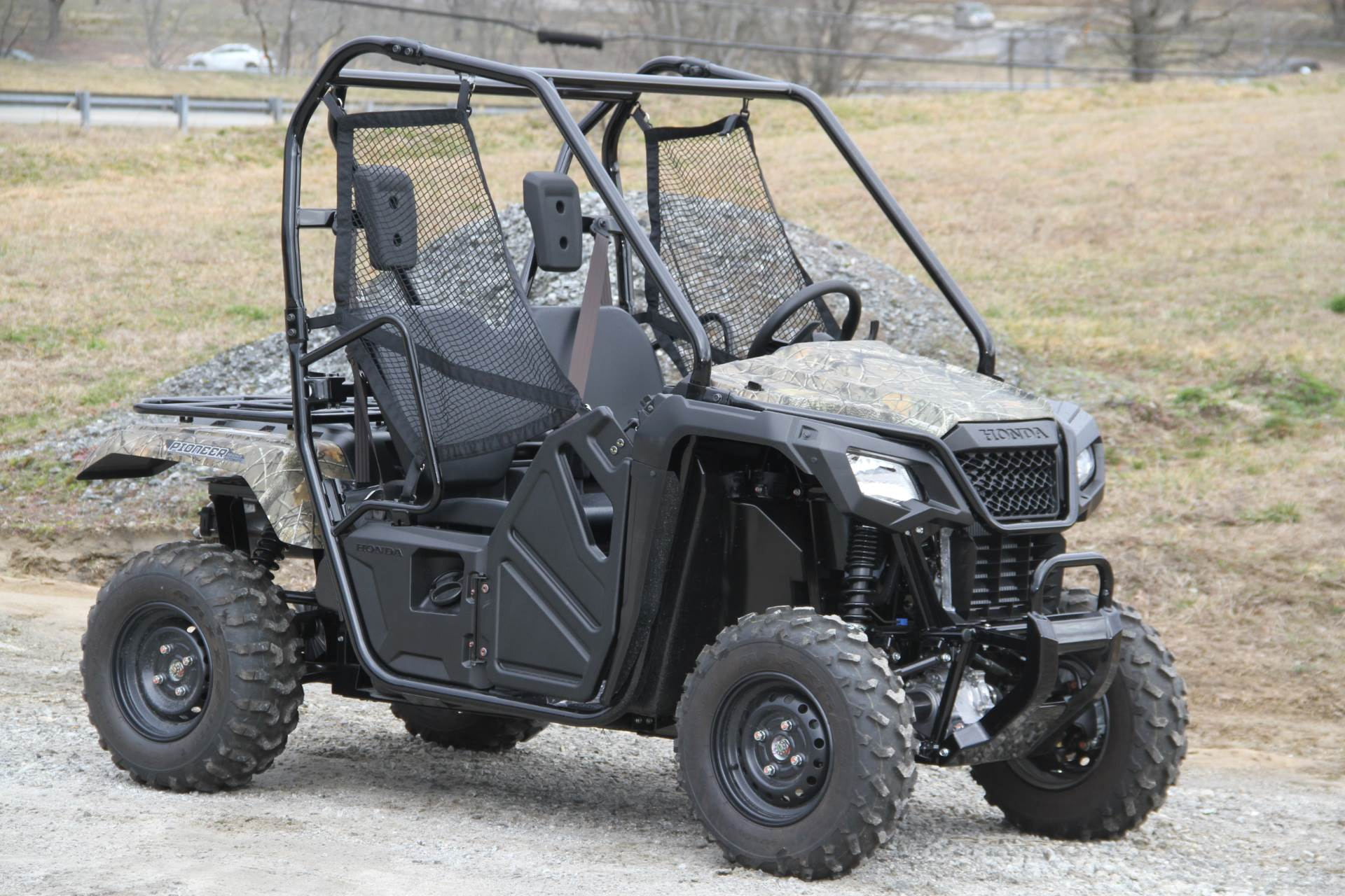 2020 Honda Pioneer 500 in Hendersonville, North Carolina - Photo 40