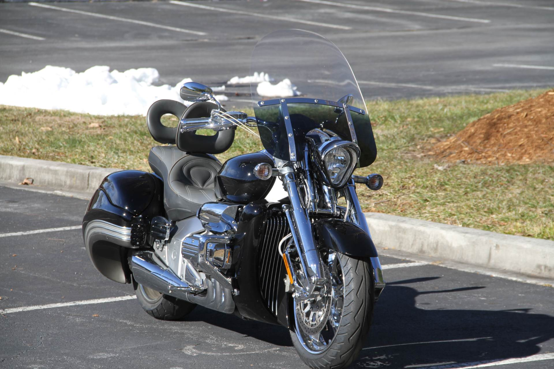 2004 Honda Valkyrie Rune in Hendersonville, North Carolina - Photo 4