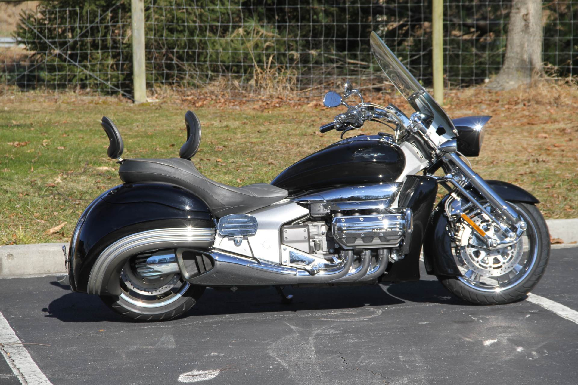 2004 Honda Valkyrie Rune in Hendersonville, North Carolina - Photo 9