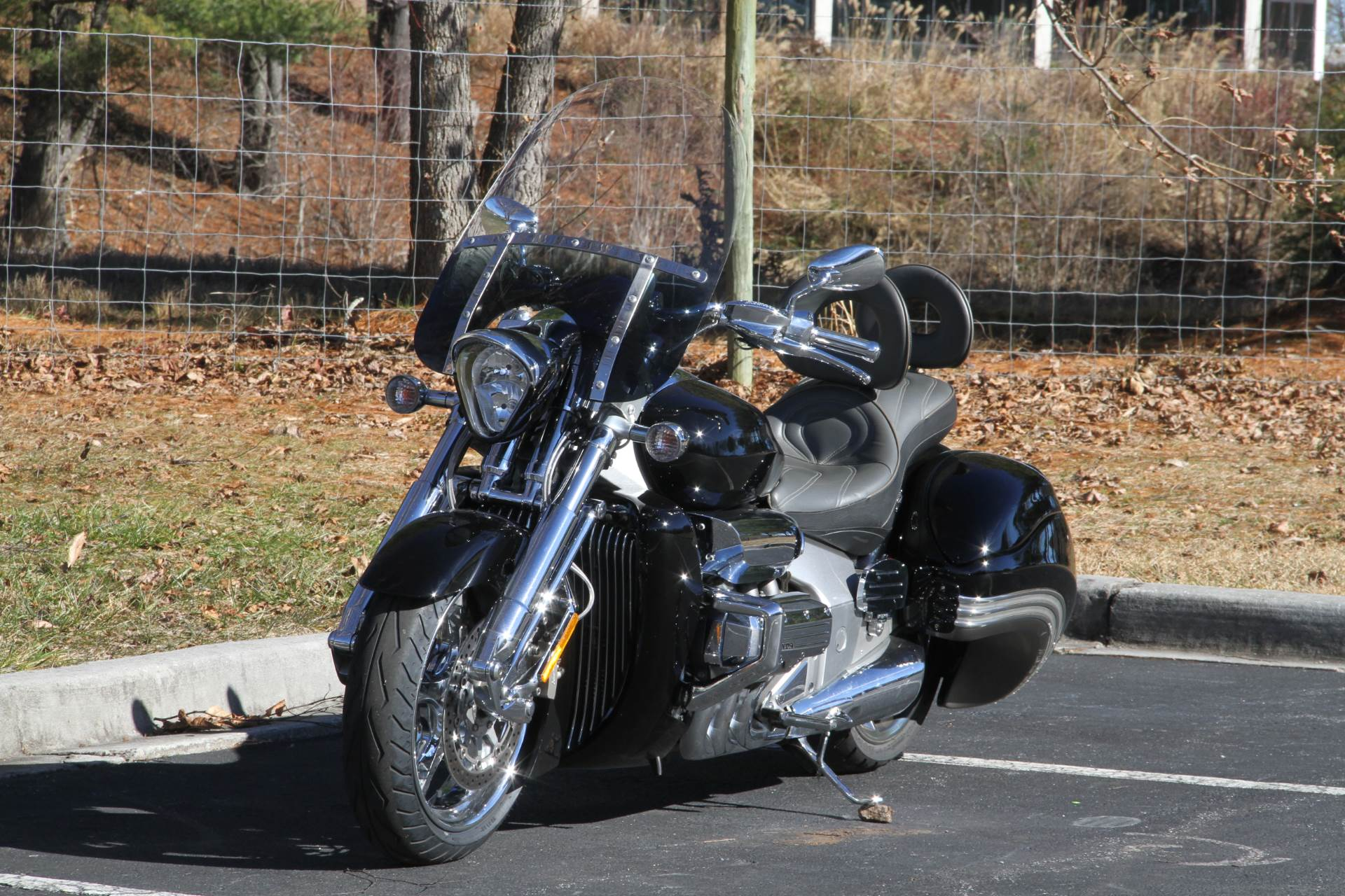 2004 Honda Valkyrie Rune in Hendersonville, North Carolina - Photo 39