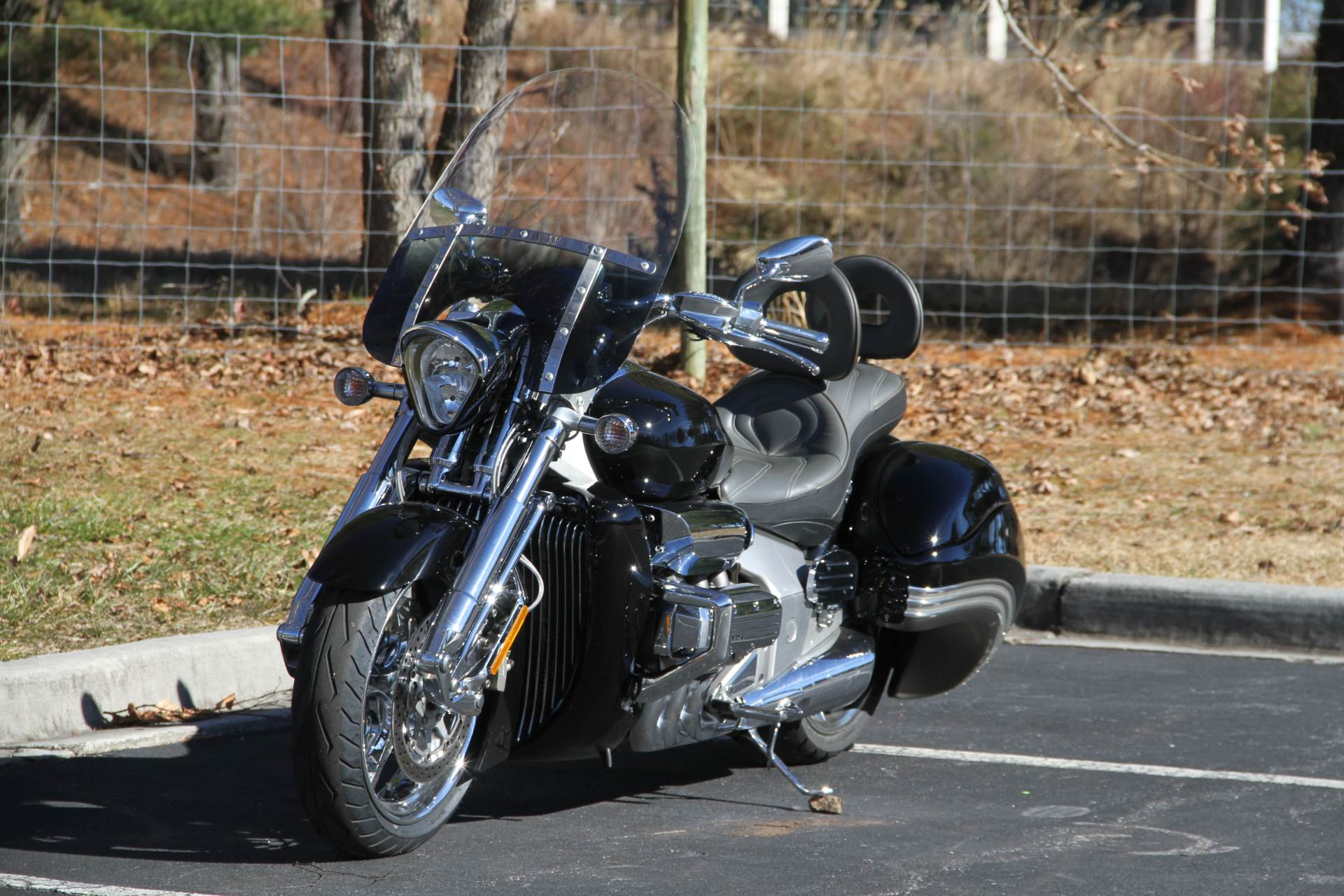 2004 Honda Valkyrie Rune in Hendersonville, North Carolina - Photo 40