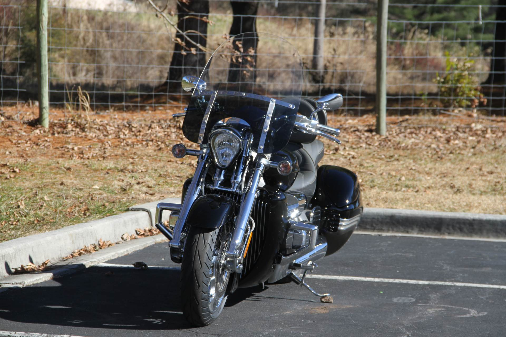 2004 Honda Valkyrie Rune in Hendersonville, North Carolina - Photo 41