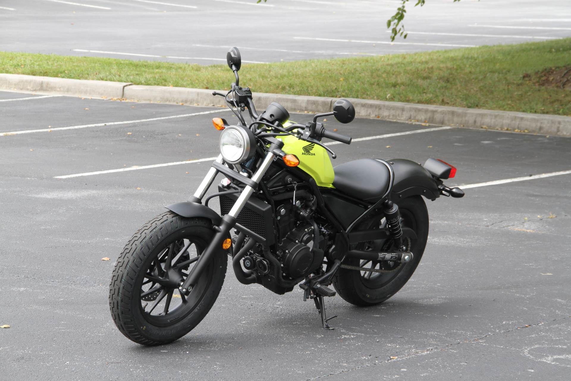 2017 Honda Rebel 500 in Hendersonville, North Carolina