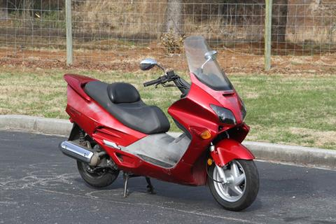 2001 Honda Reflex ABS in Hendersonville, North Carolina - Photo 4