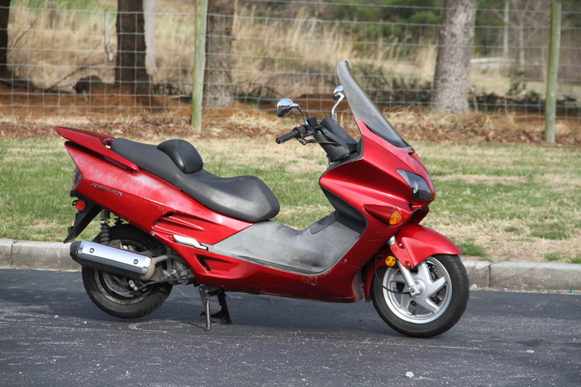 2001 Honda Reflex ABS in Hendersonville, North Carolina - Photo 5