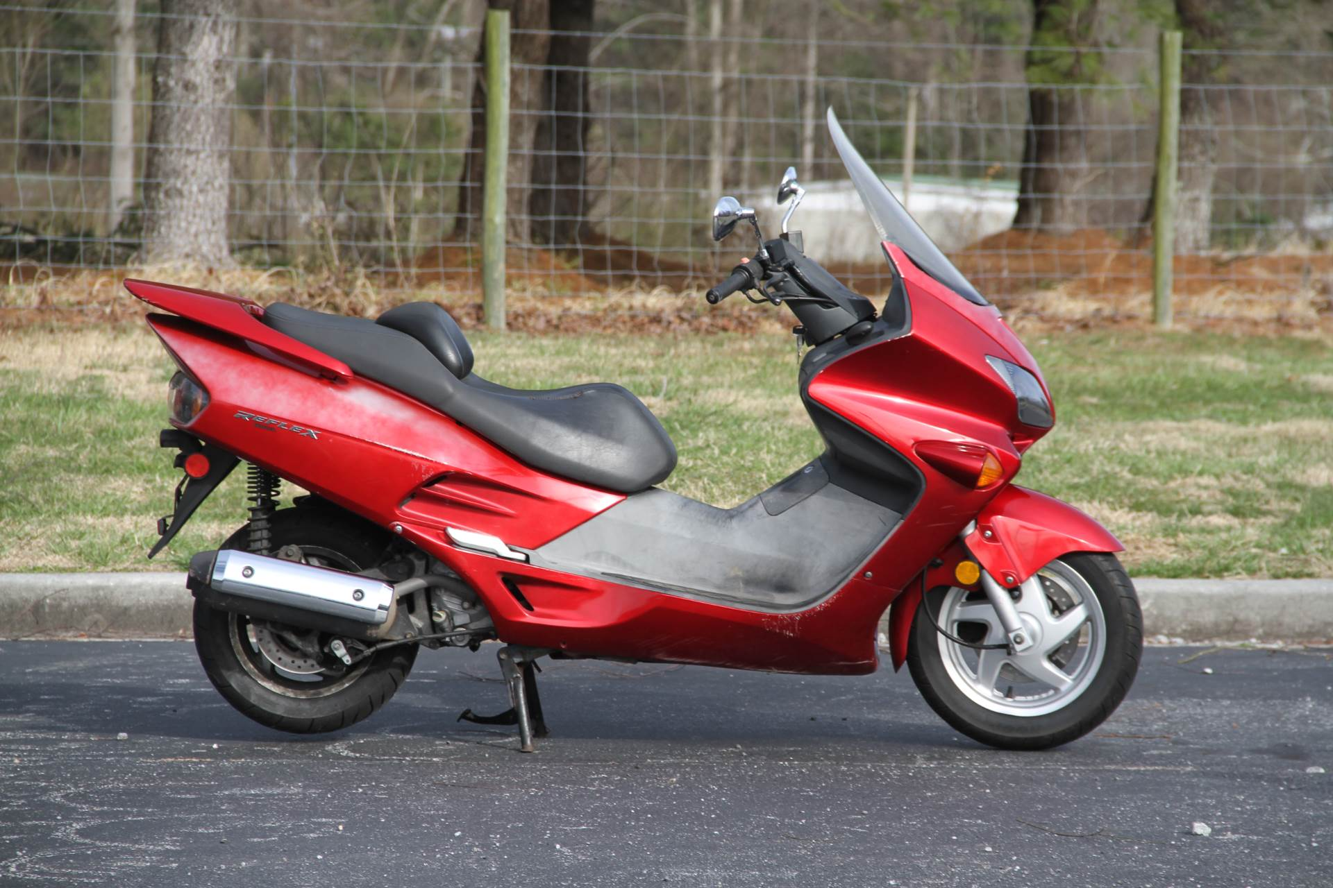 2001 Honda Reflex ABS in Hendersonville, North Carolina - Photo 6