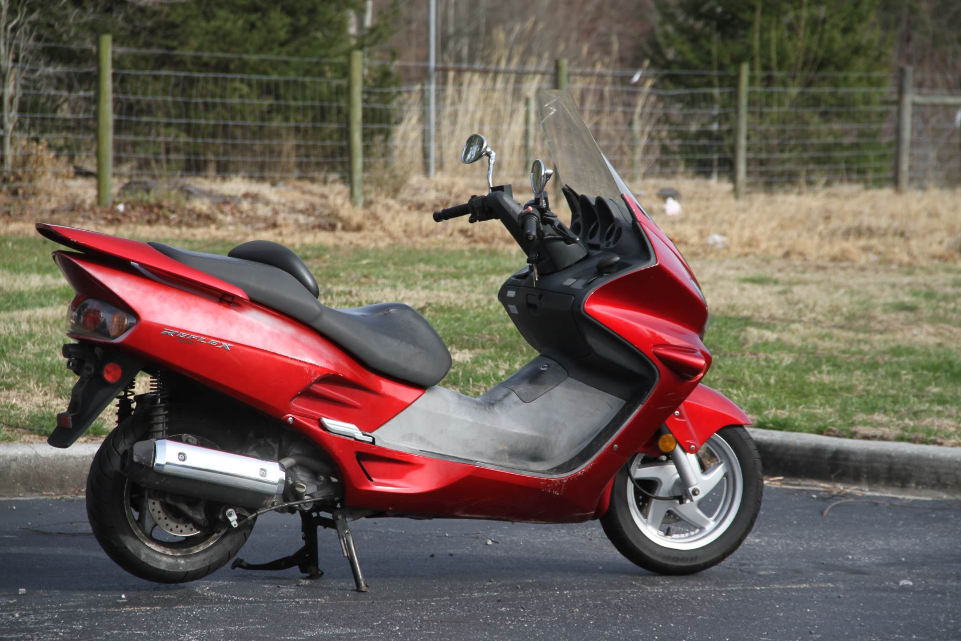 2001 Honda Reflex ABS in Hendersonville, North Carolina - Photo 8