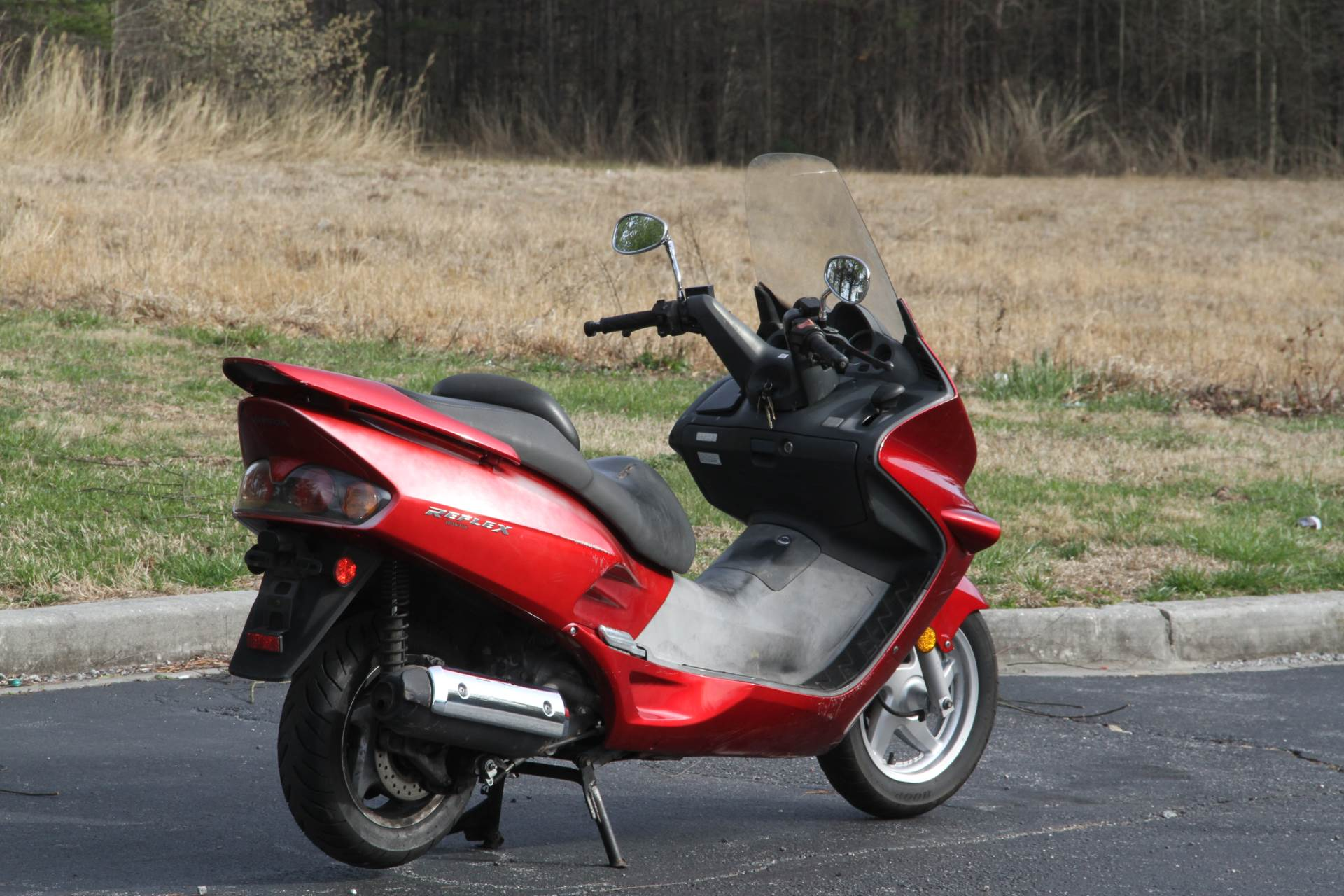 2001 Honda Reflex ABS in Hendersonville, North Carolina - Photo 9