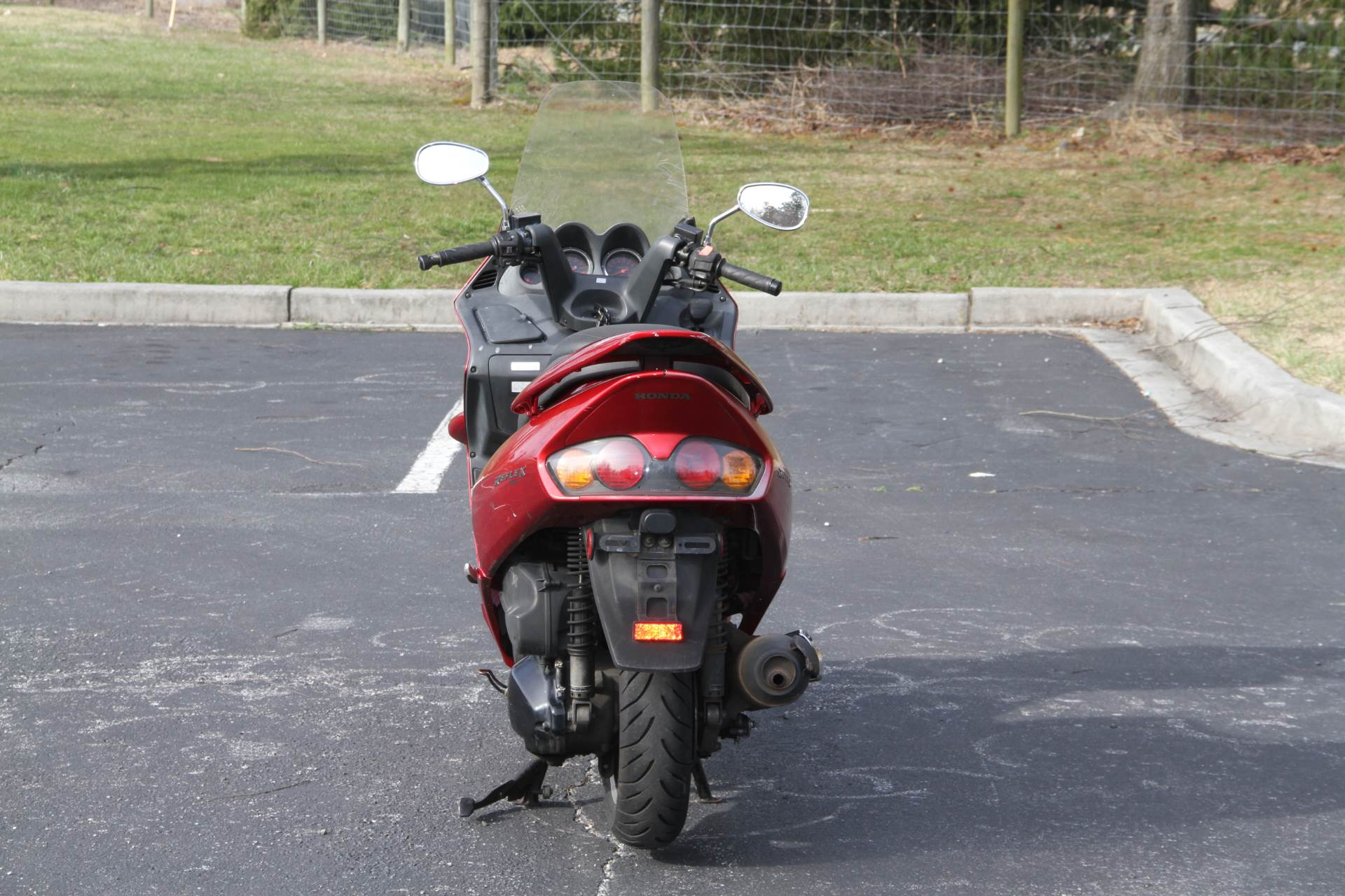 2001 Honda Reflex ABS in Hendersonville, North Carolina - Photo 12