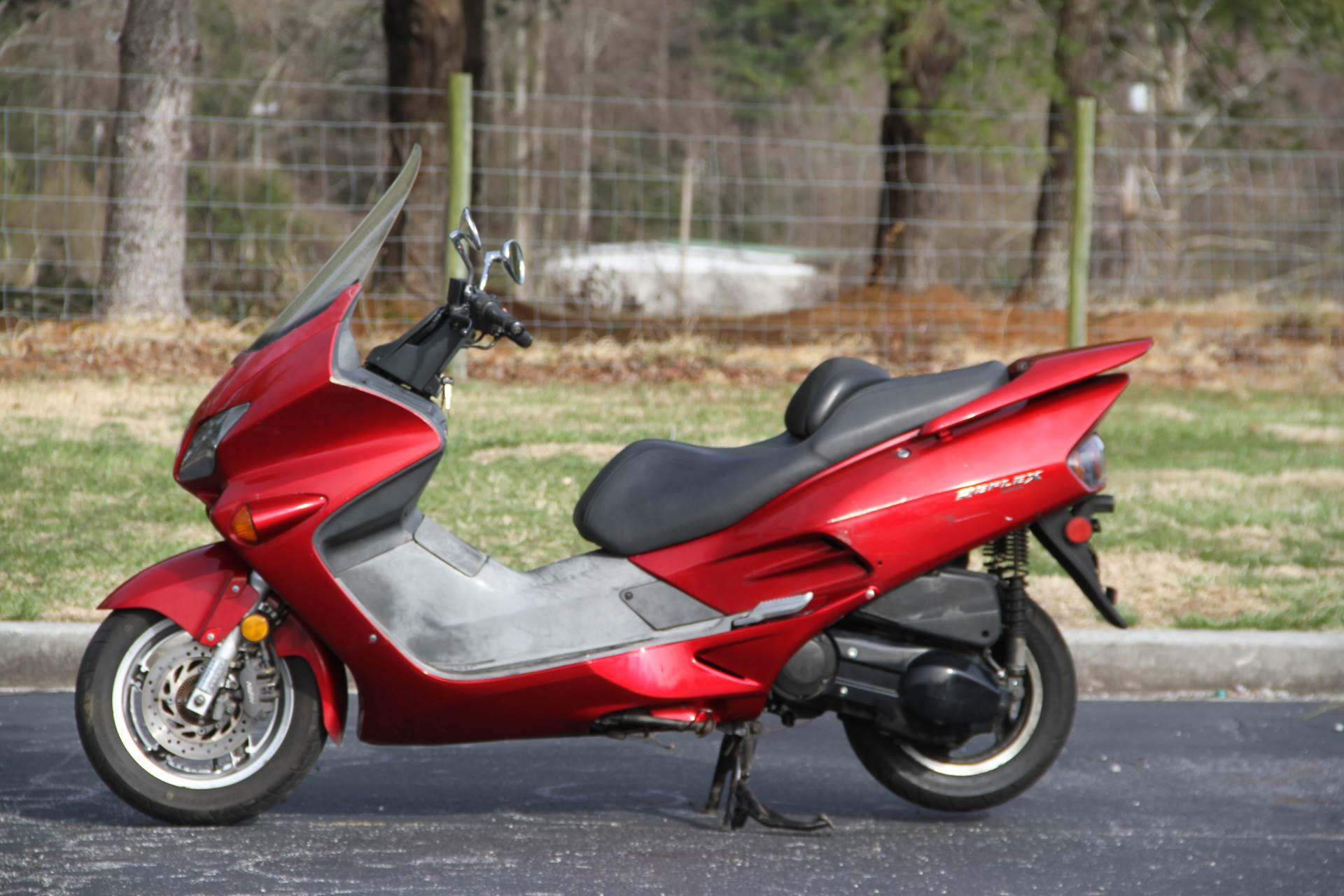 2001 Honda Reflex ABS in Hendersonville, North Carolina - Photo 15