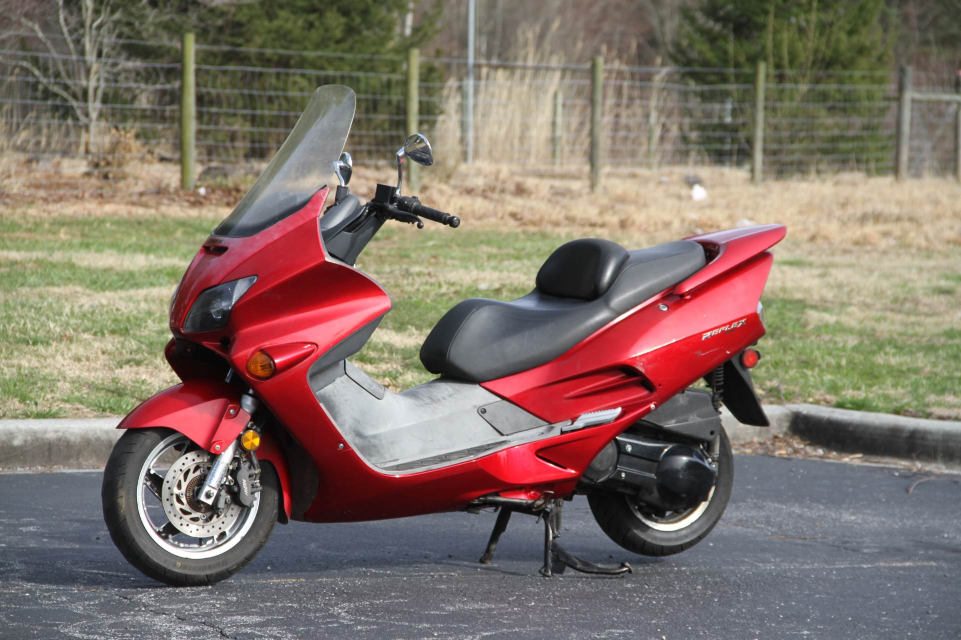 2001 Honda Reflex ABS in Hendersonville, North Carolina - Photo 1