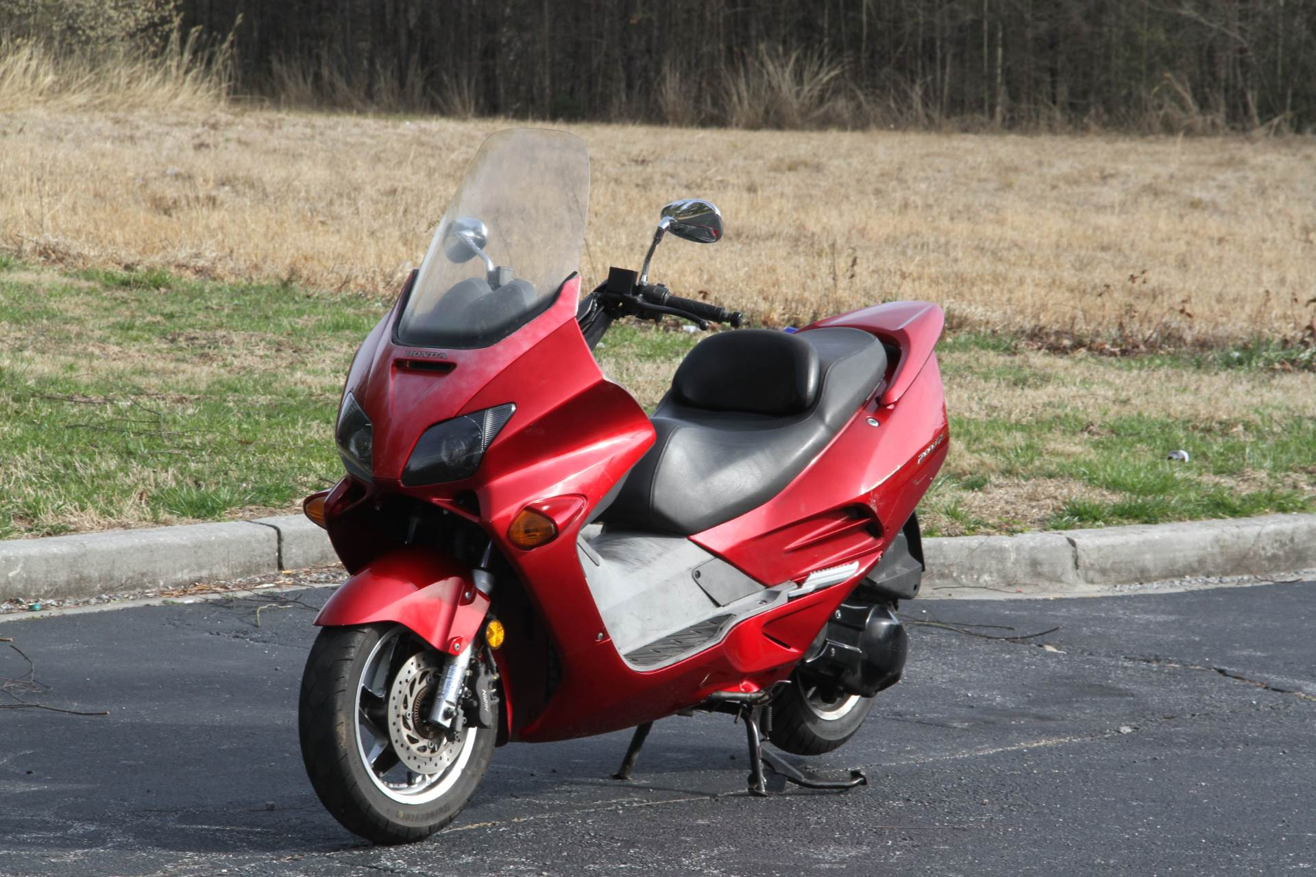 2001 Honda Reflex ABS in Hendersonville, North Carolina - Photo 16
