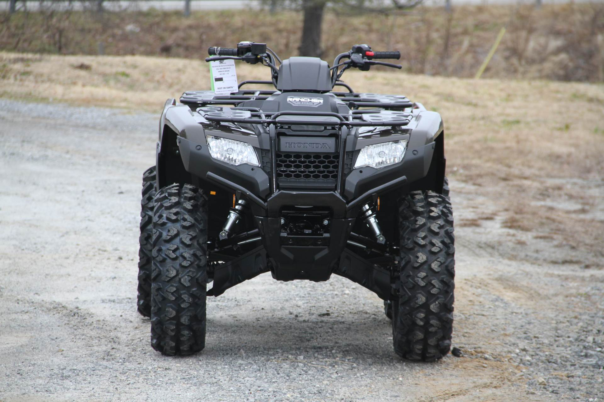 2020 Honda FourTrax Rancher 4x4 Automatic DCT IRS EPS in Hendersonville, North Carolina - Photo 2