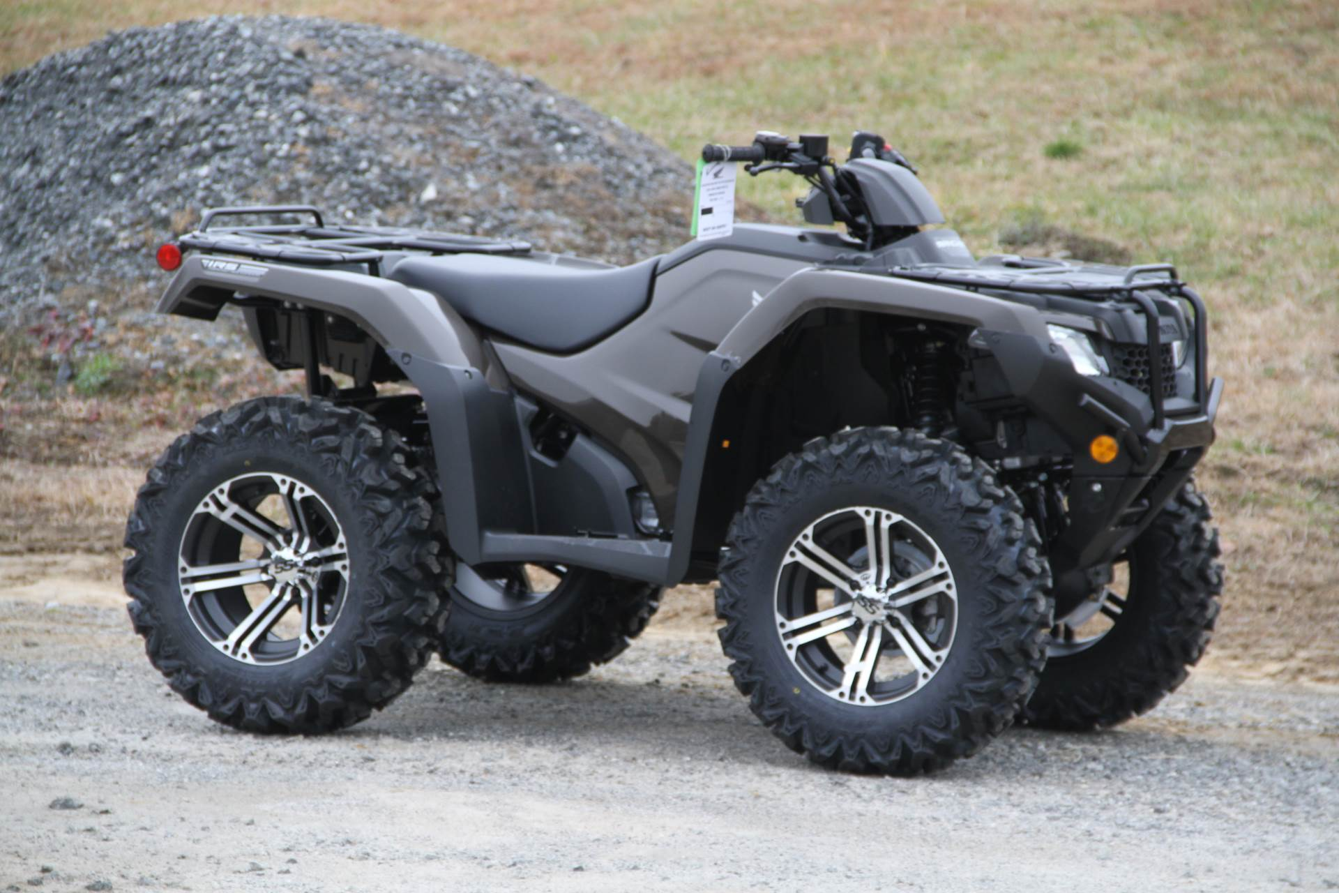 2020 Honda FourTrax Rancher 4x4 Automatic DCT IRS EPS in Hendersonville, North Carolina - Photo 6