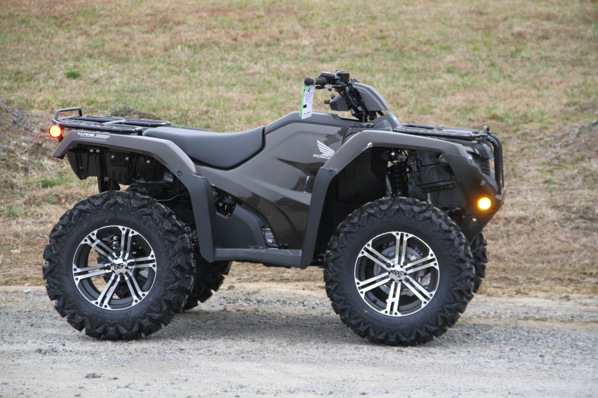 2020 Honda FourTrax Rancher 4x4 Automatic DCT IRS EPS in Hendersonville, North Carolina - Photo 7