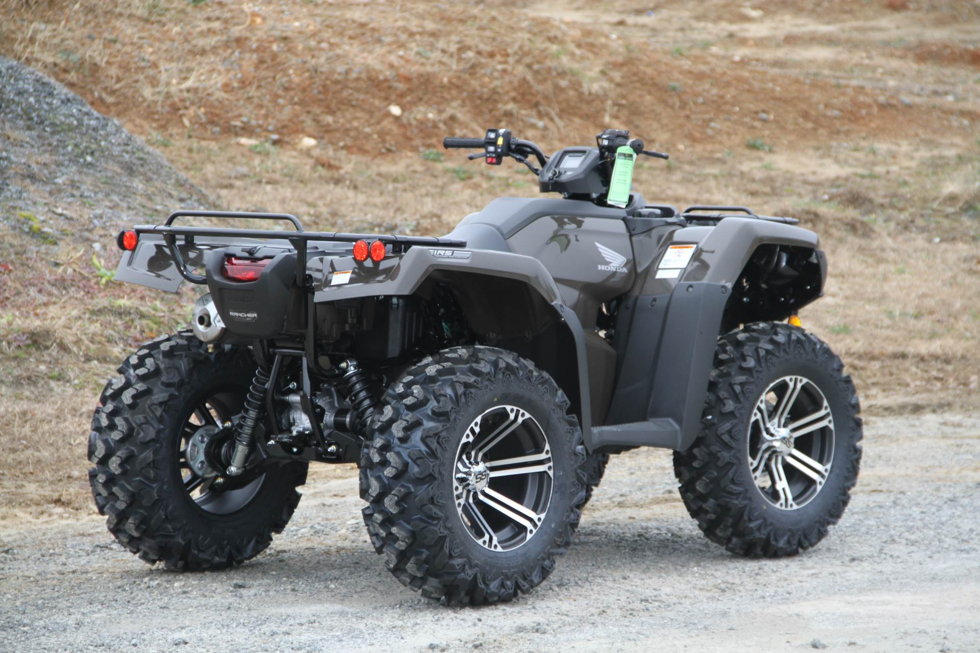 2020 Honda FourTrax Rancher 4x4 Automatic DCT IRS EPS in Hendersonville, North Carolina - Photo 11