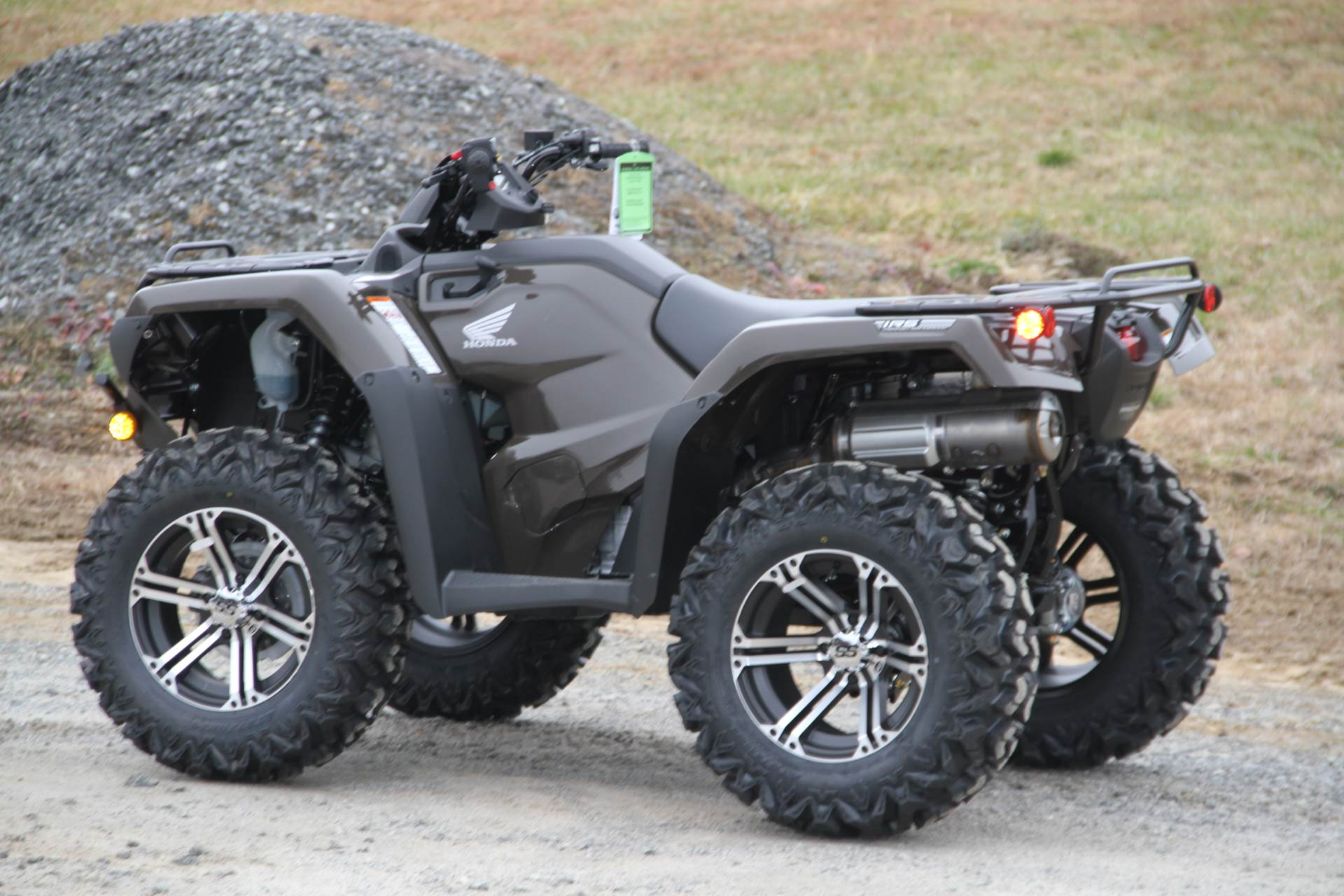 2020 Honda FourTrax Rancher 4x4 Automatic DCT IRS EPS in Hendersonville, North Carolina - Photo 20