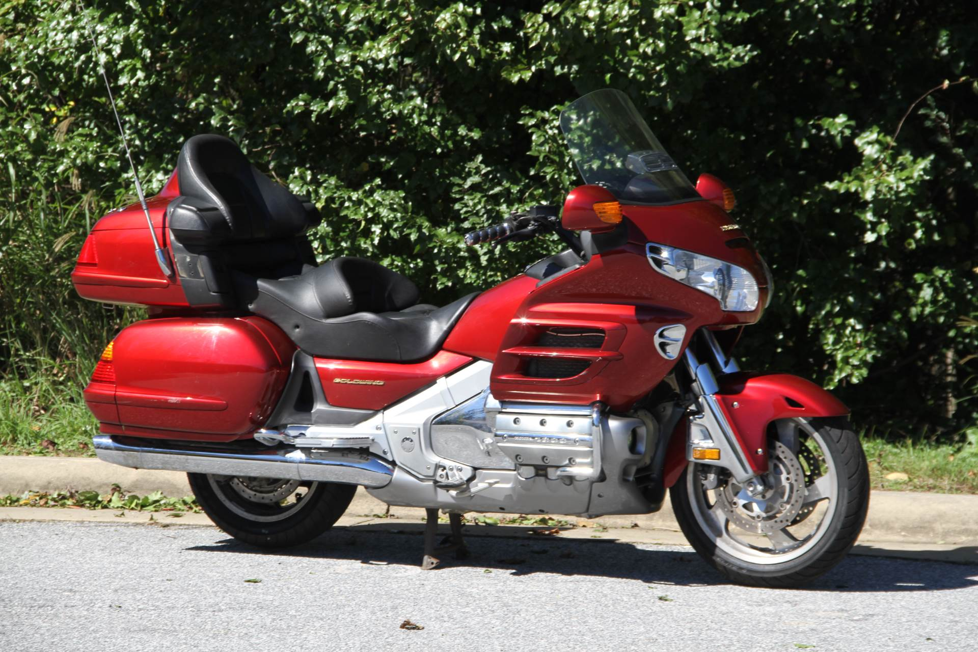 2001 Honda Gold Wing in Hendersonville, North Carolina - Photo 1