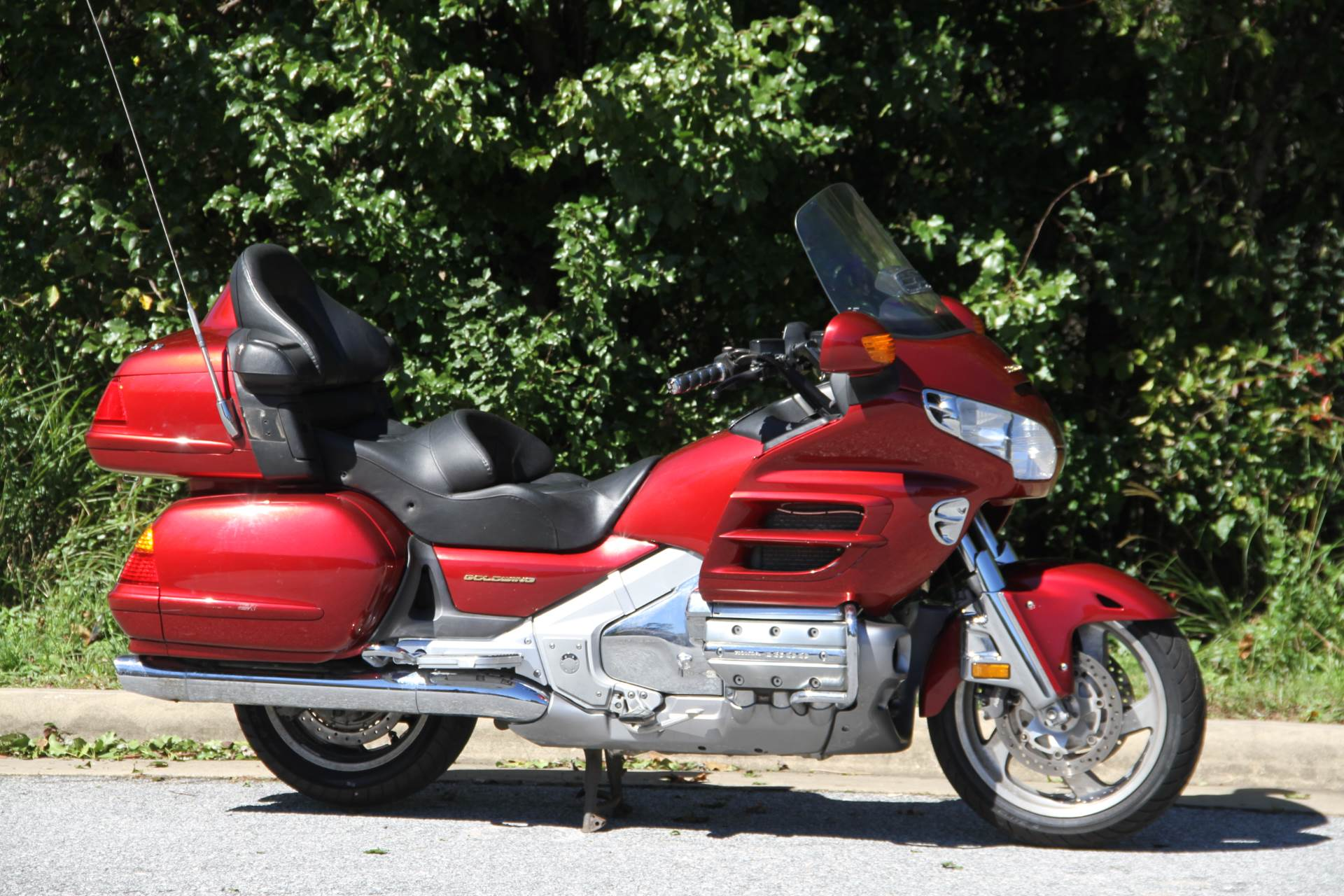2001 Honda Gold Wing in Hendersonville, North Carolina - Photo 7