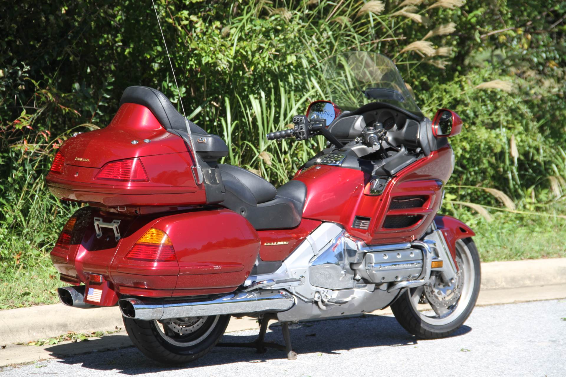 2001 Honda Gold Wing in Hendersonville, North Carolina - Photo 12