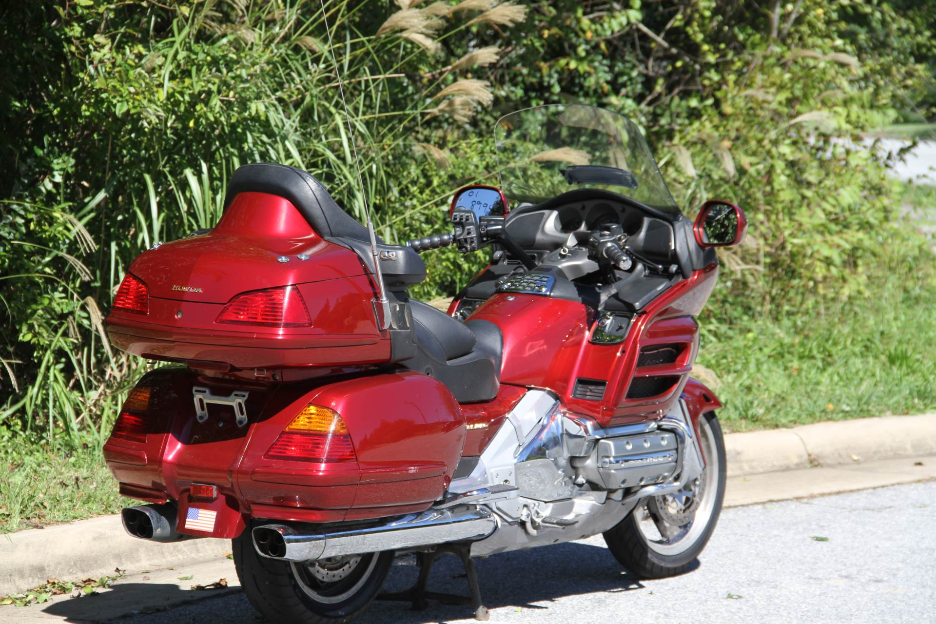 2001 Honda Gold Wing in Hendersonville, North Carolina - Photo 13
