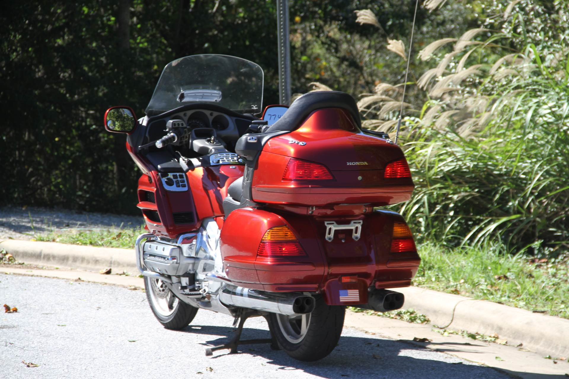 2001 Honda Gold Wing in Hendersonville, North Carolina - Photo 16