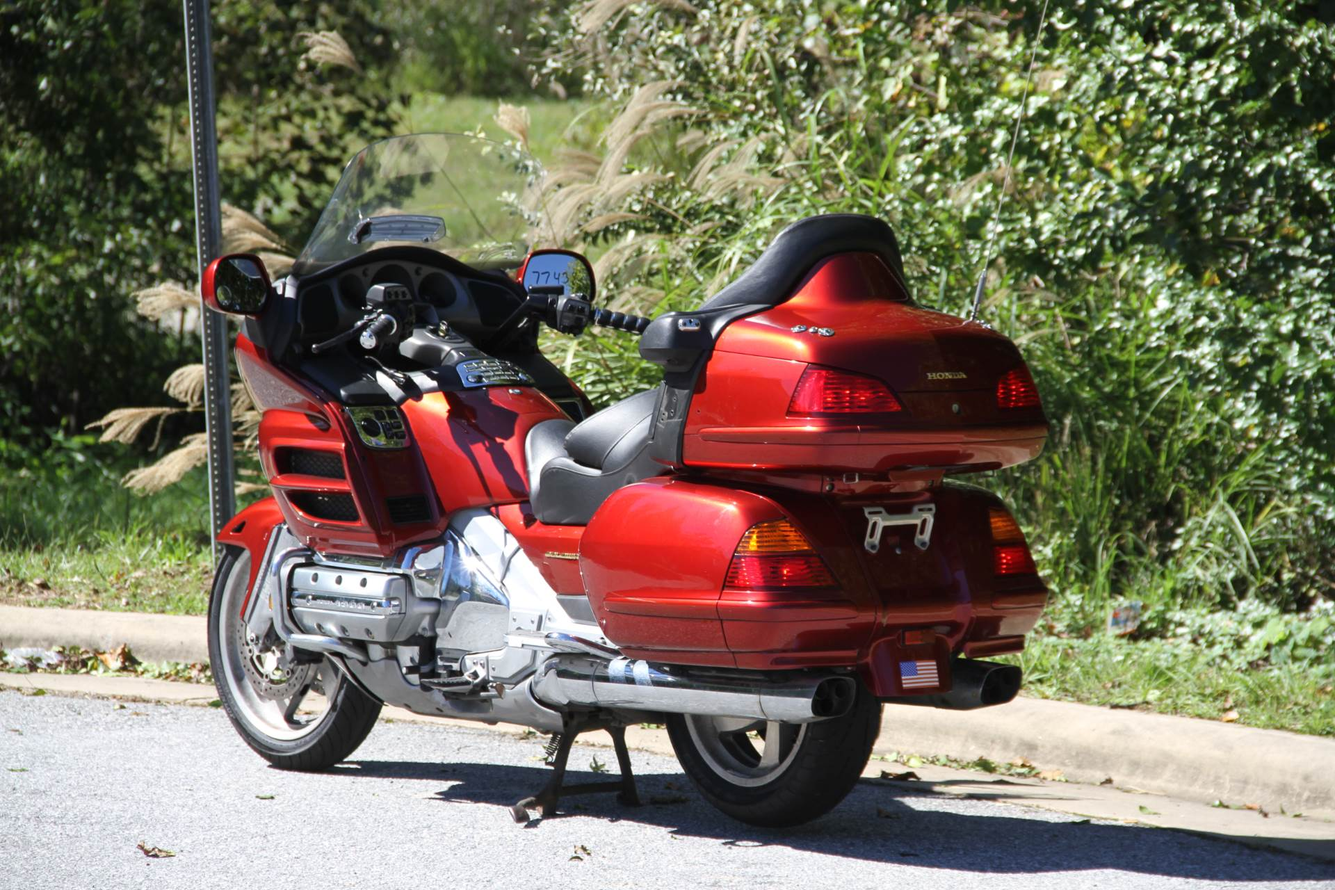 2001 Honda Gold Wing in Hendersonville, North Carolina - Photo 17