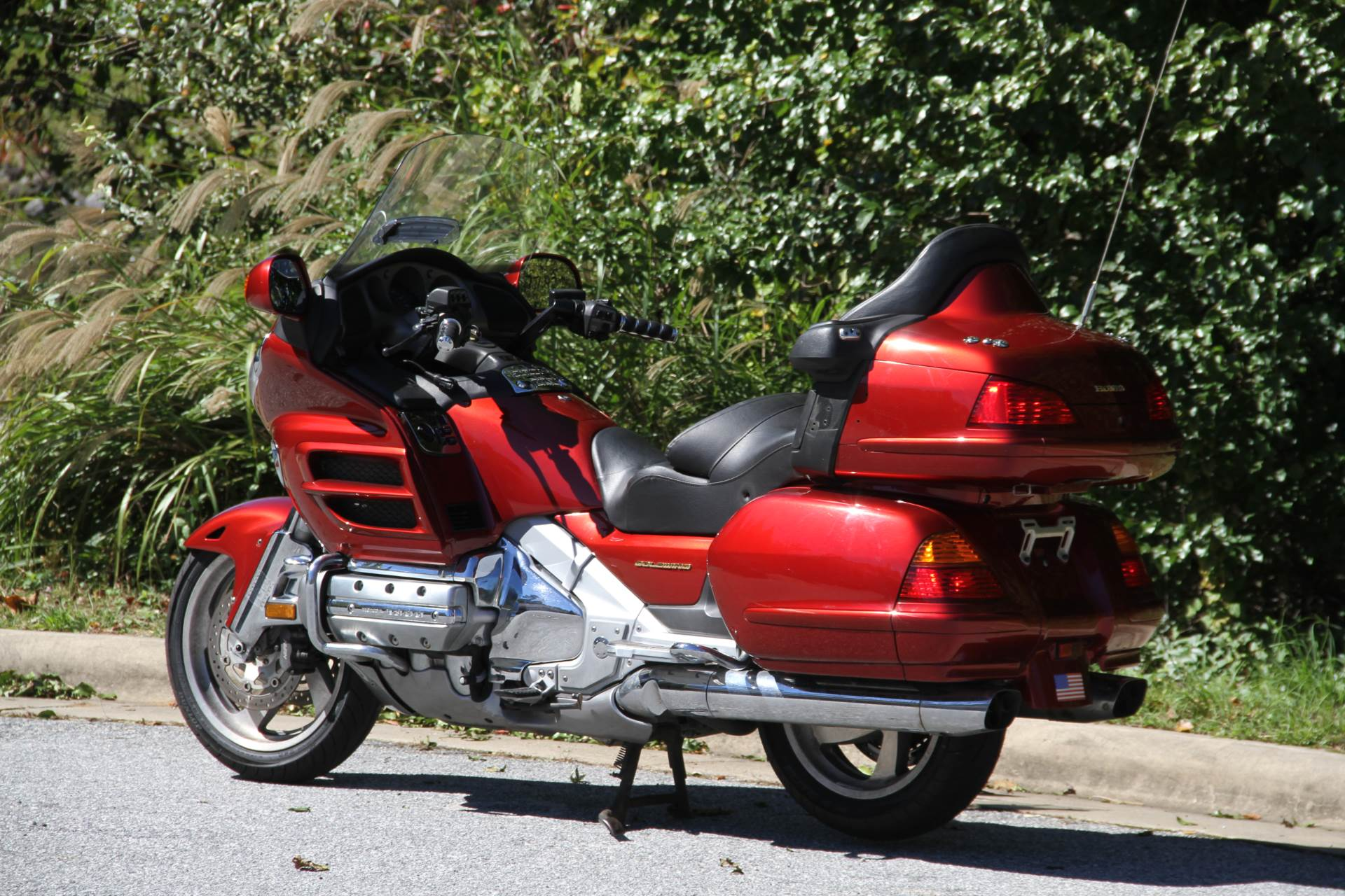 2001 Honda Gold Wing in Hendersonville, North Carolina - Photo 18