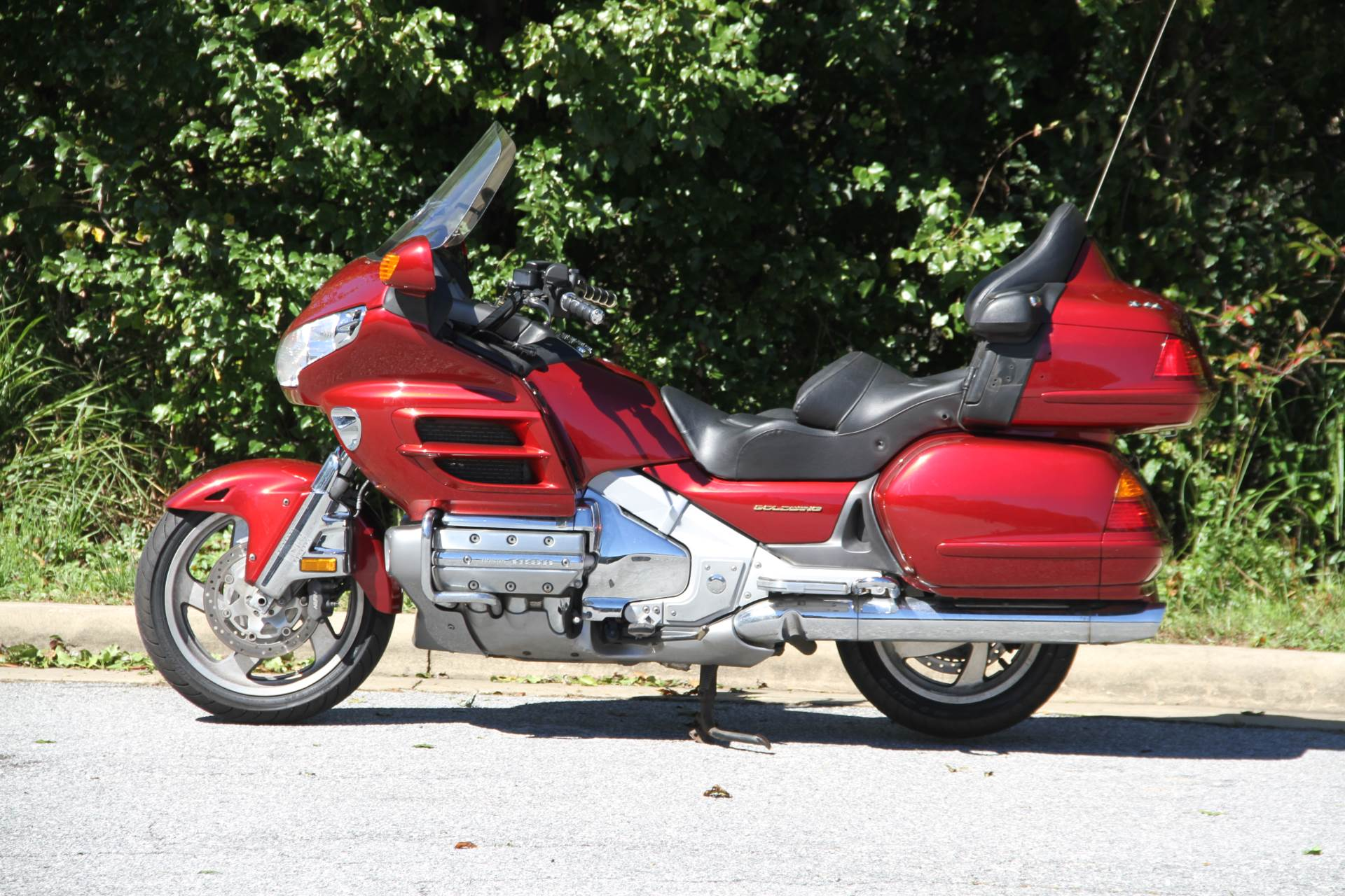 2001 Honda Gold Wing in Hendersonville, North Carolina - Photo 22