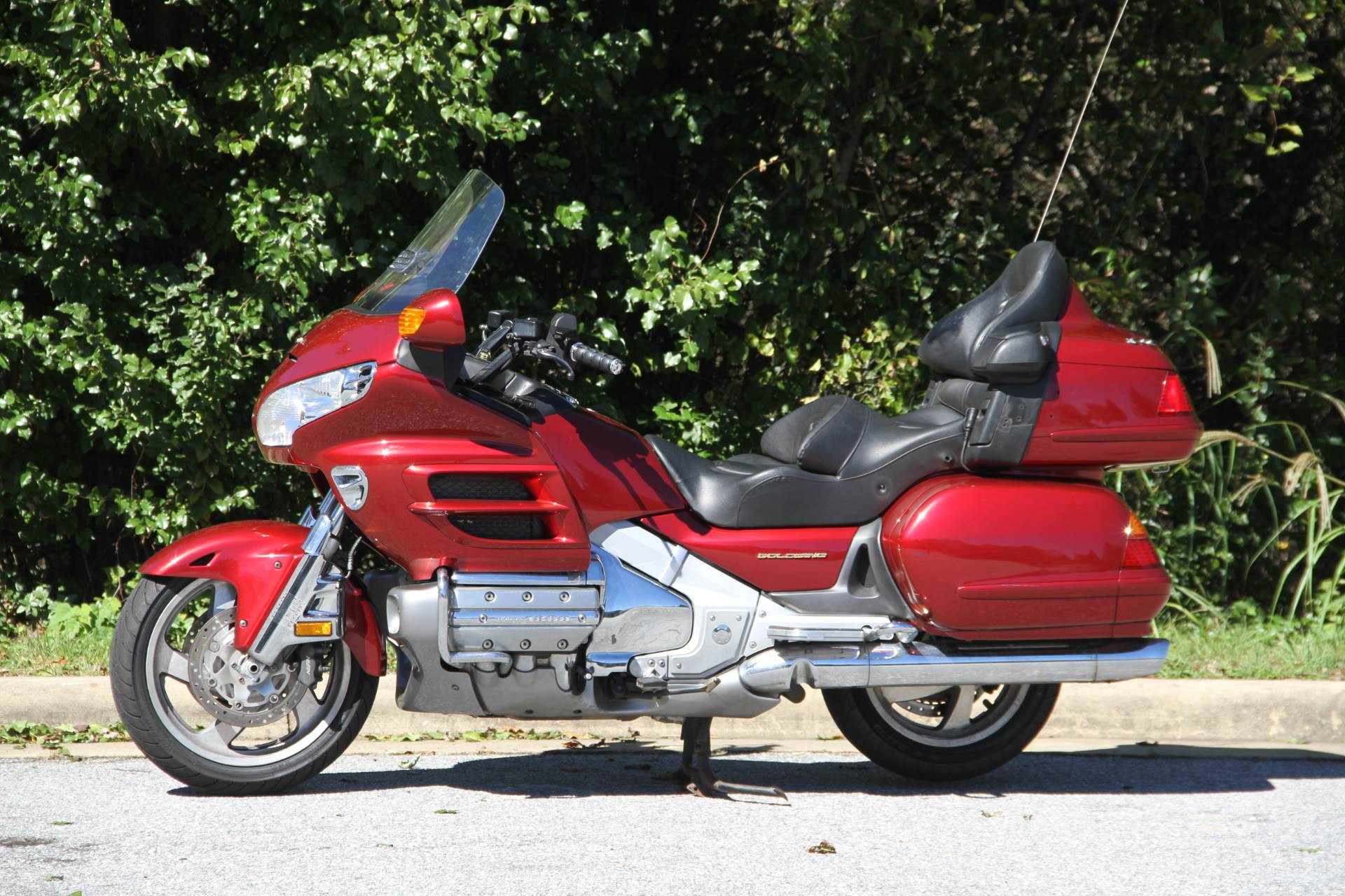 2001 Honda Gold Wing in Hendersonville, North Carolina - Photo 23