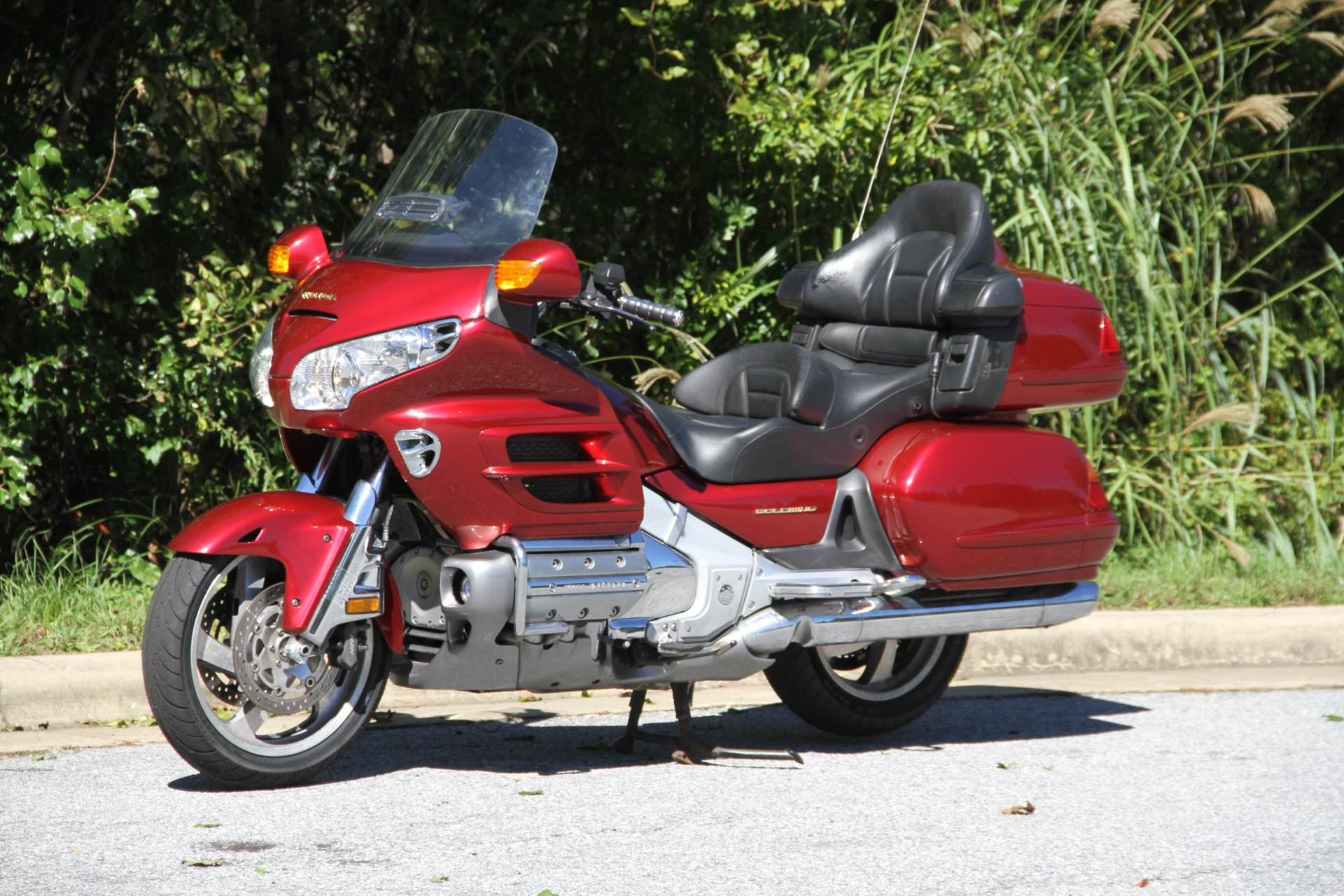 2001 Honda Gold Wing in Hendersonville, North Carolina - Photo 24