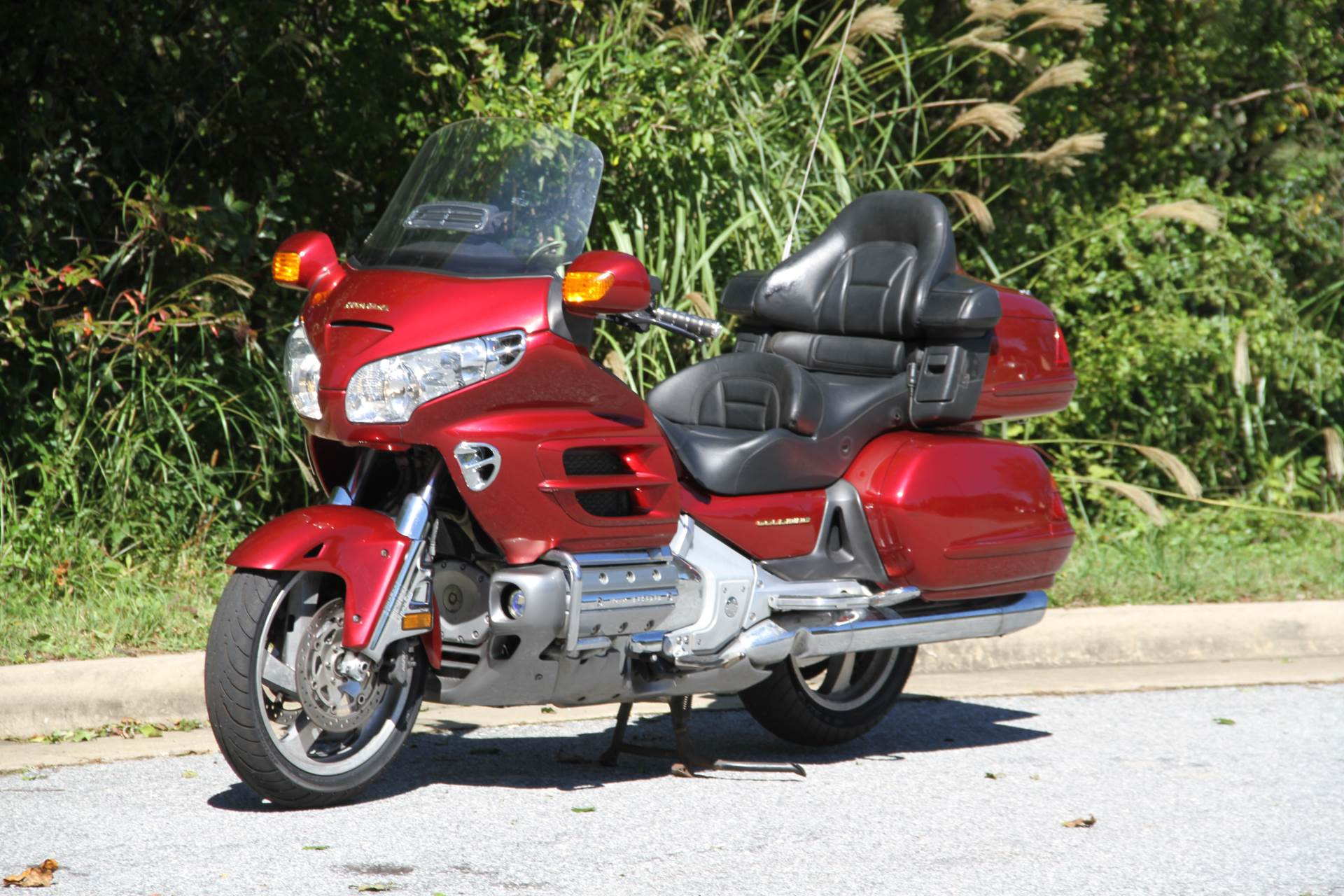 2001 Honda Gold Wing in Hendersonville, North Carolina - Photo 25