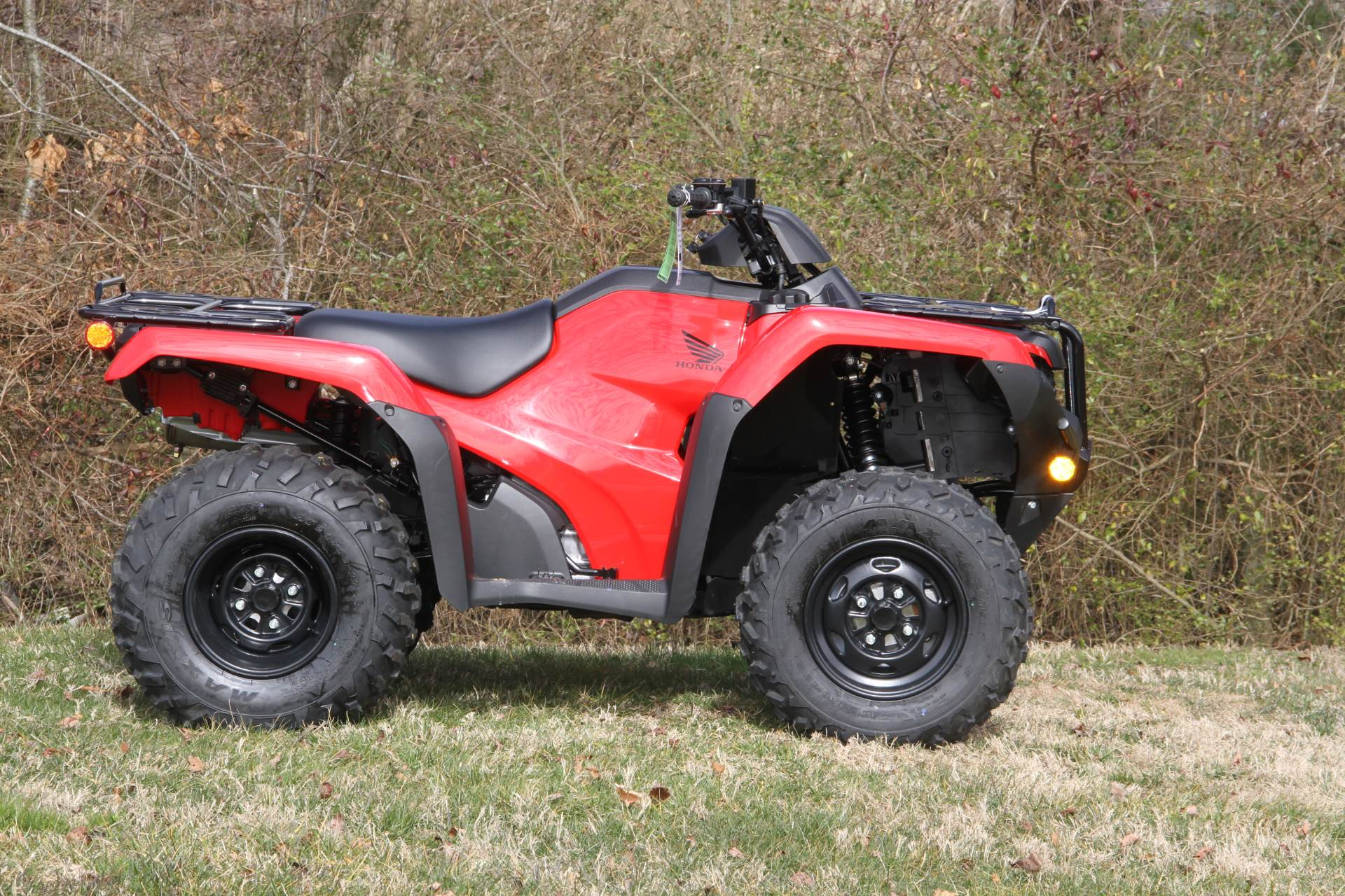 2020 Honda FourTrax Rancher 4x4 in Hendersonville, North Carolina - Photo 7