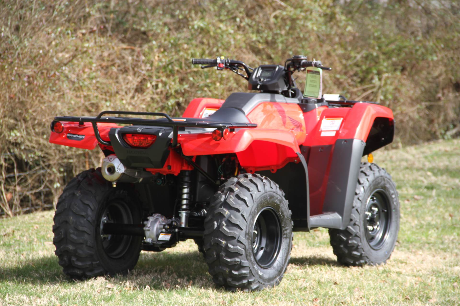 2020 Honda FourTrax Rancher 4x4 in Hendersonville, North Carolina - Photo 12