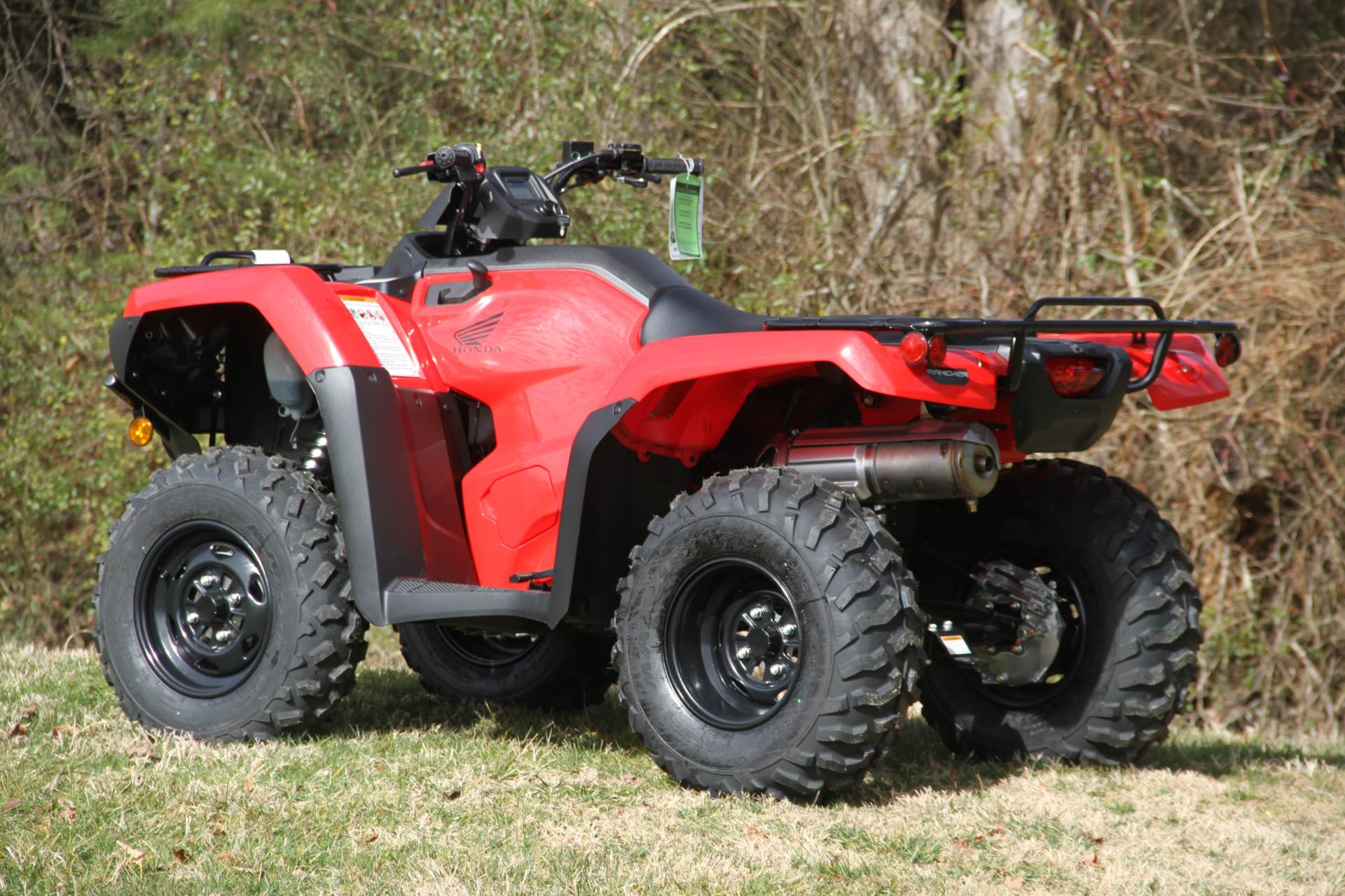 2020 Honda FourTrax Rancher 4x4 in Hendersonville, North Carolina - Photo 17