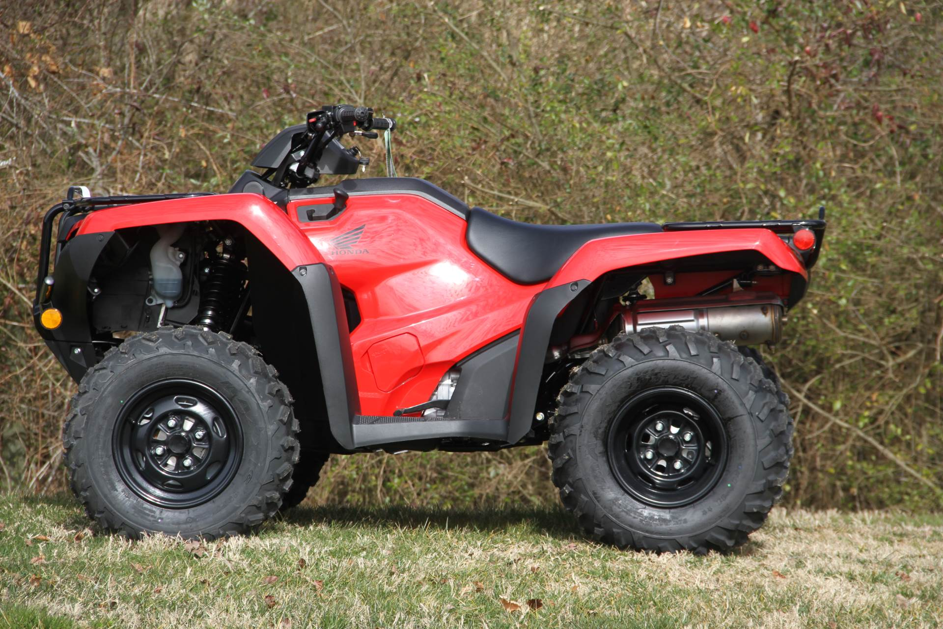2020 Honda FourTrax Rancher 4x4 in Hendersonville, North Carolina - Photo 20