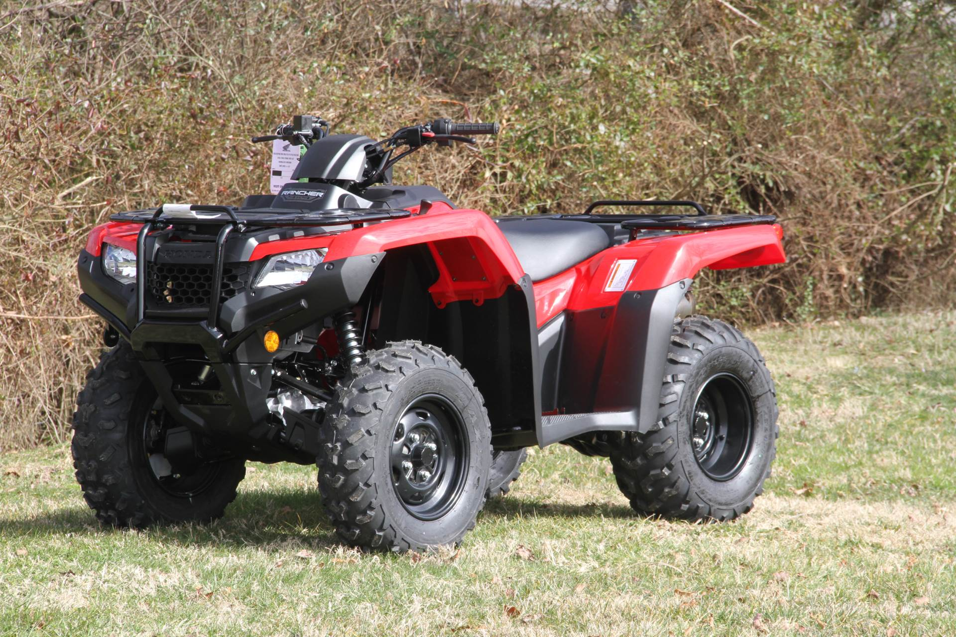 2020 Honda FourTrax Rancher 4x4 in Hendersonville, North Carolina - Photo 23