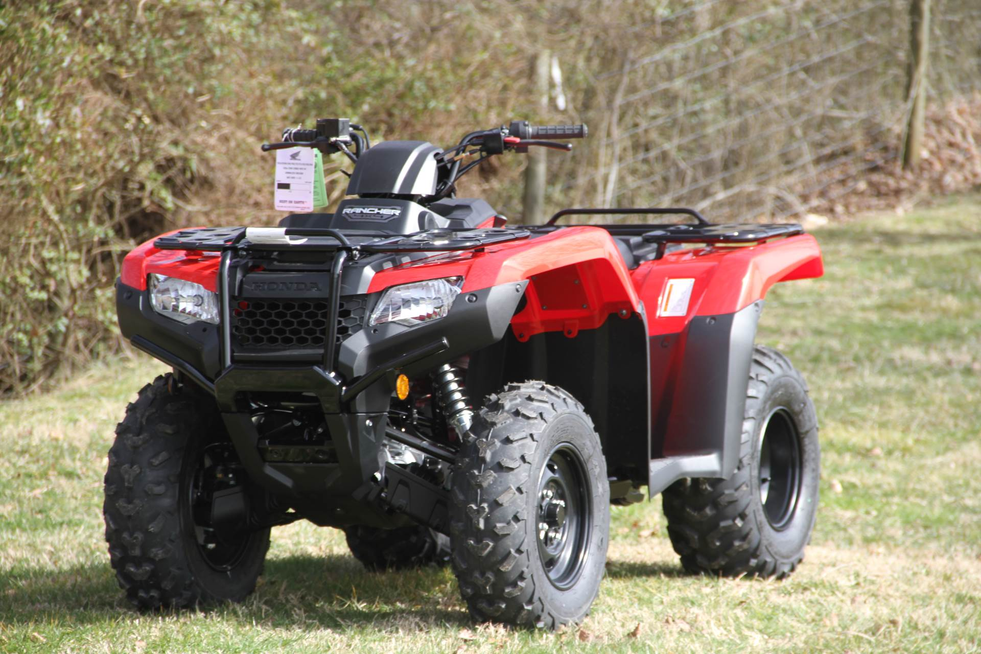2020 Honda FourTrax Rancher 4x4 in Hendersonville, North Carolina - Photo 24