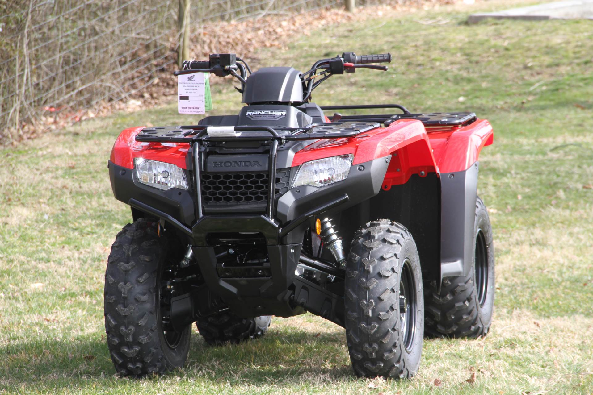 2020 Honda FourTrax Rancher 4x4 in Hendersonville, North Carolina - Photo 25