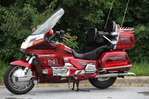 1997 Honda GL1500SE in Hendersonville, North Carolina