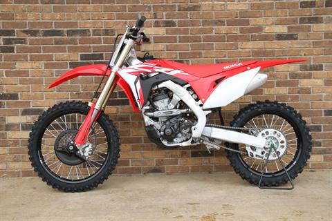 2019 Honda CRF250R in Hendersonville, North Carolina