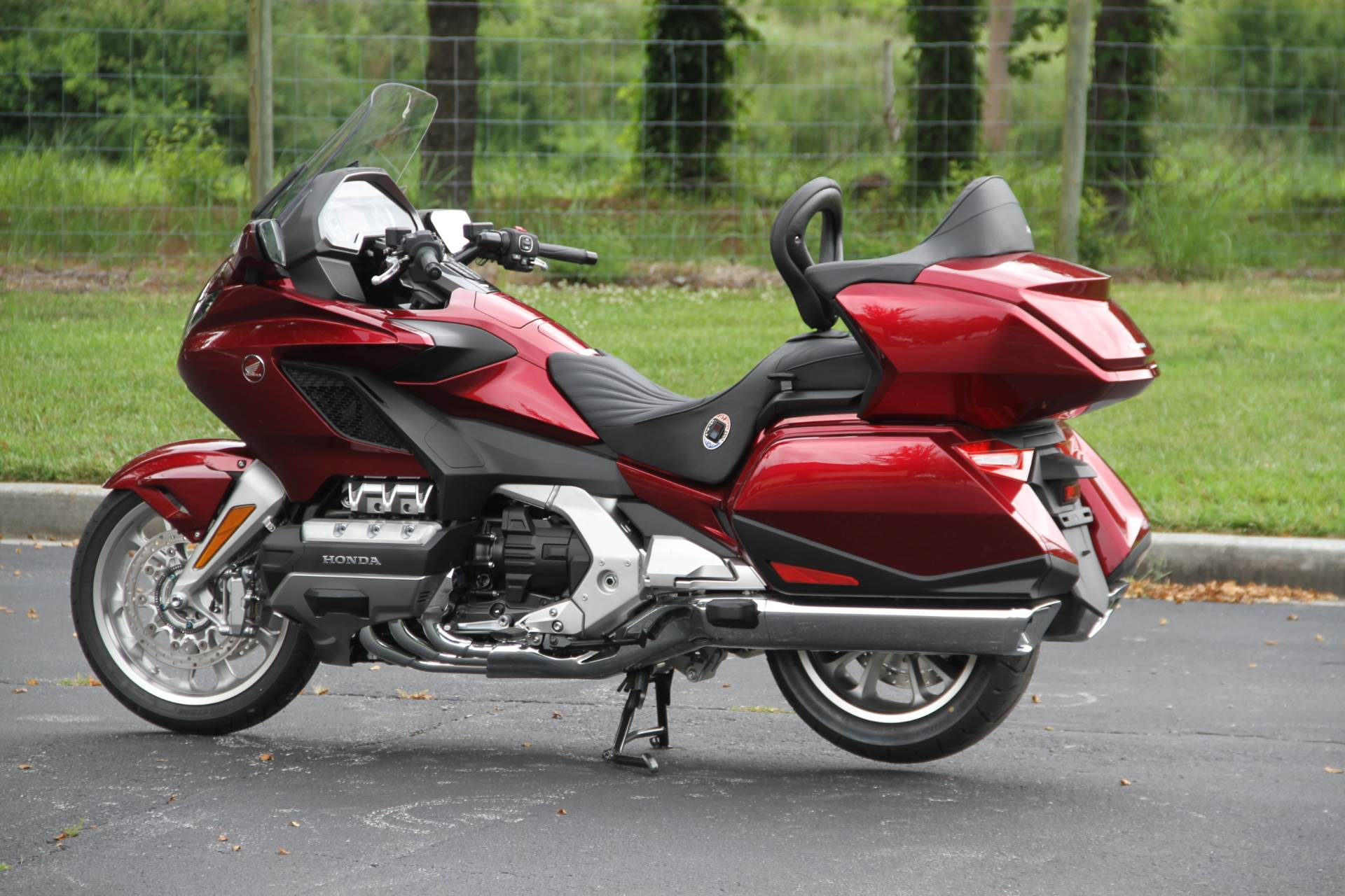 2018 Honda Gold Wing Tour in Hendersonville, North Carolina - Photo 20