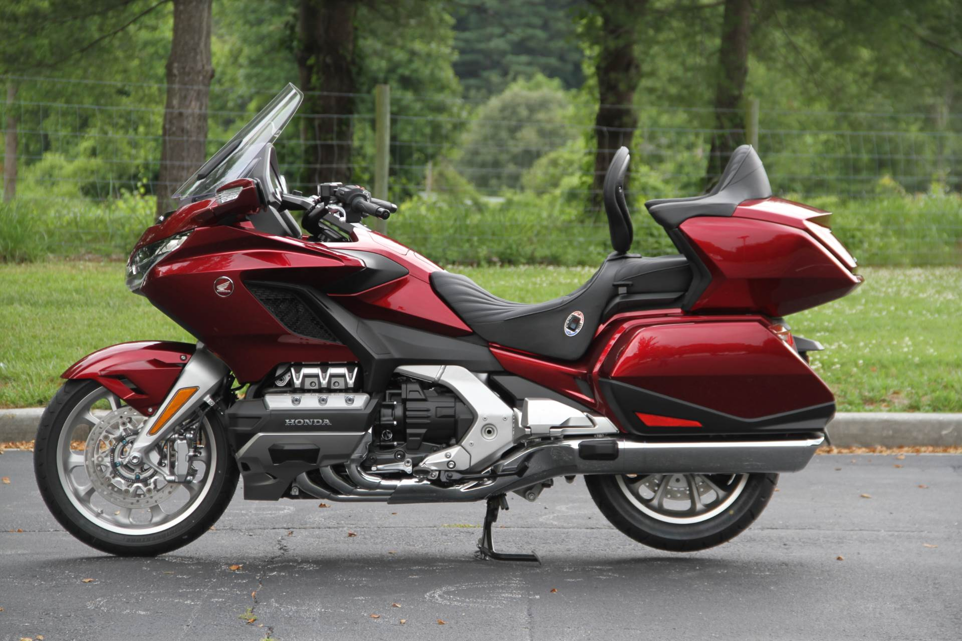 2018 Honda Gold Wing Tour in Hendersonville, North Carolina - Photo 22