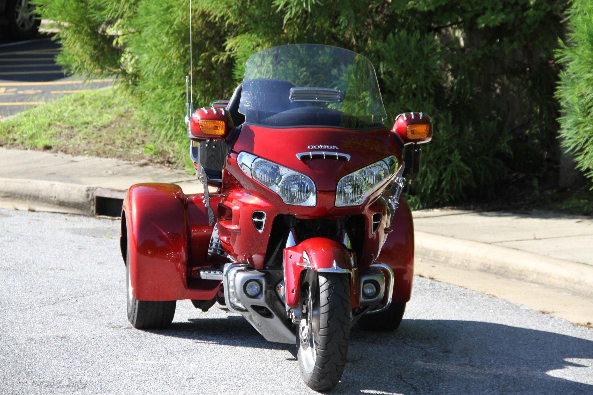 2008 Honda Gold Wing® Premium Audio in Hendersonville, North Carolina