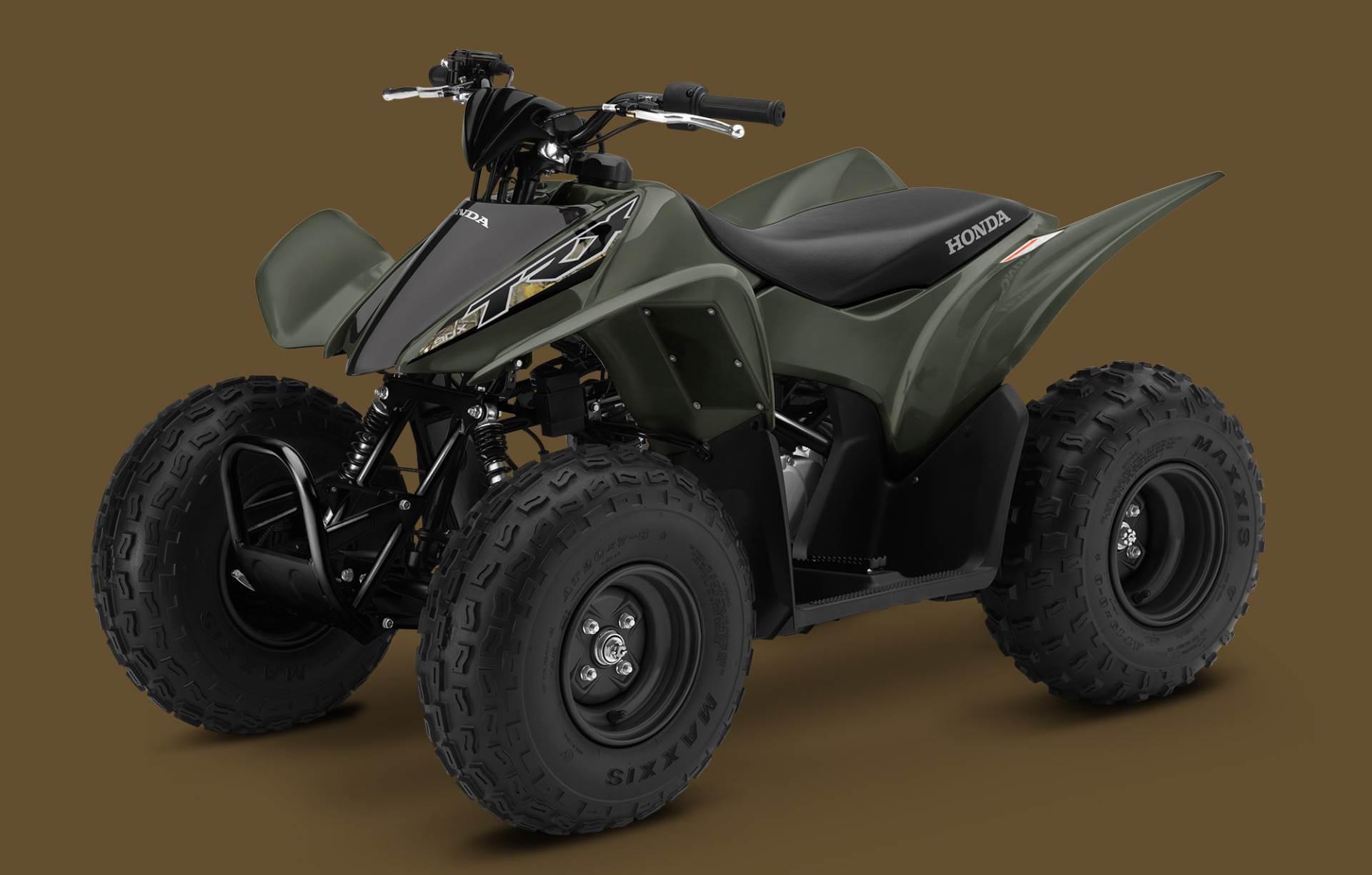 New 2018 Honda TRX90X ATVs in Hendersonville NC